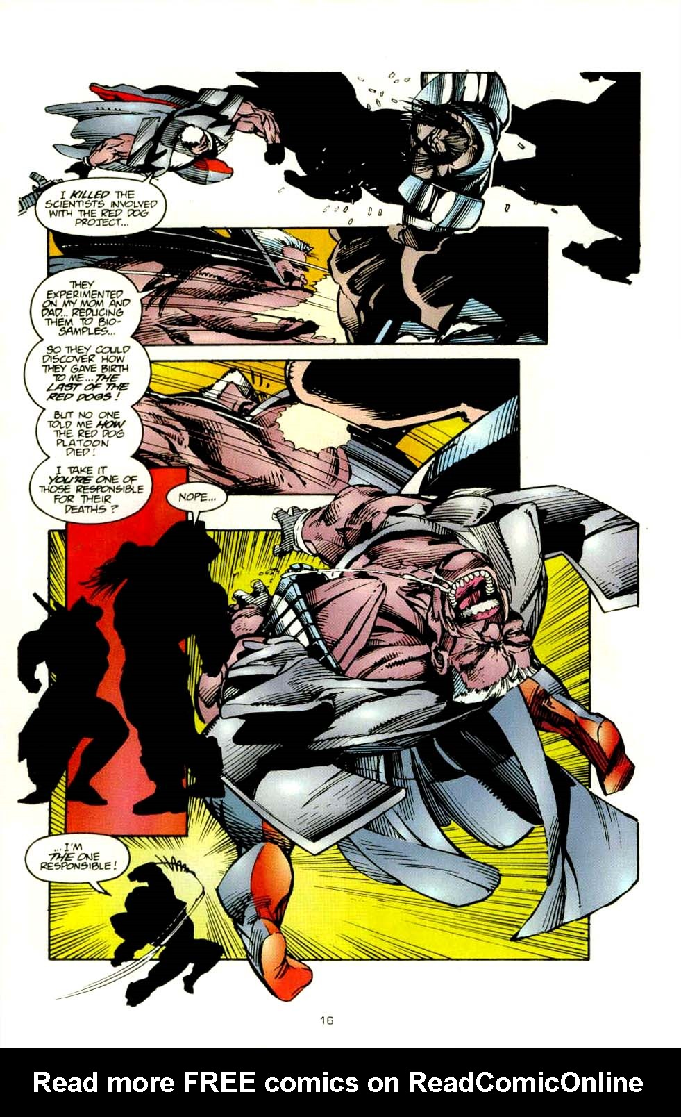 Read online 2099 Unlimited comic -  Issue #8 - 15