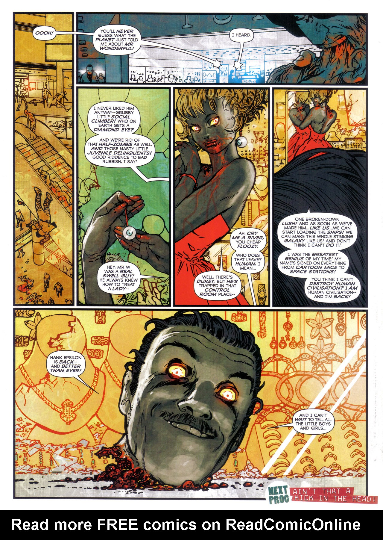 Read online 2000 AD comic -  Issue #1746 - 70