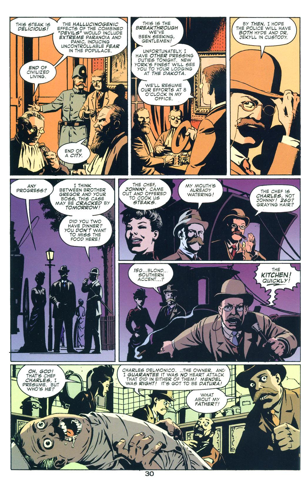 Read online Batman: Detective #27 comic -  Issue #27 TPB - 36