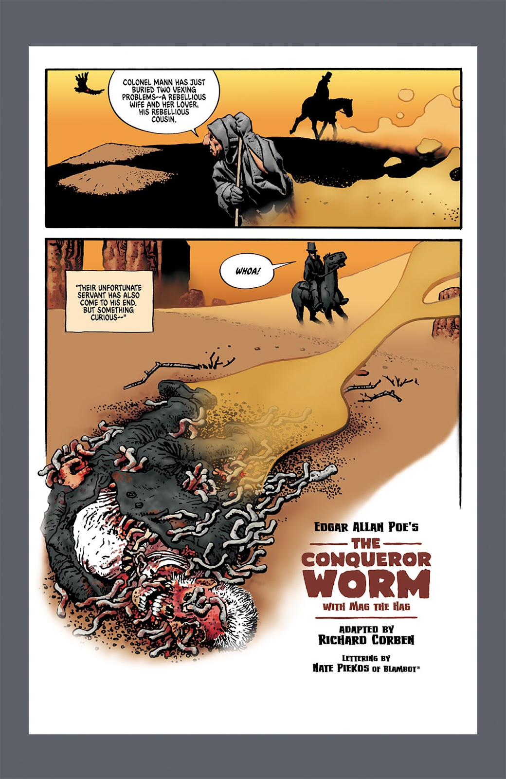 Read online B.P.R.D. Hell on Earth: The Return of the Master comic -  Issue #2 - 28