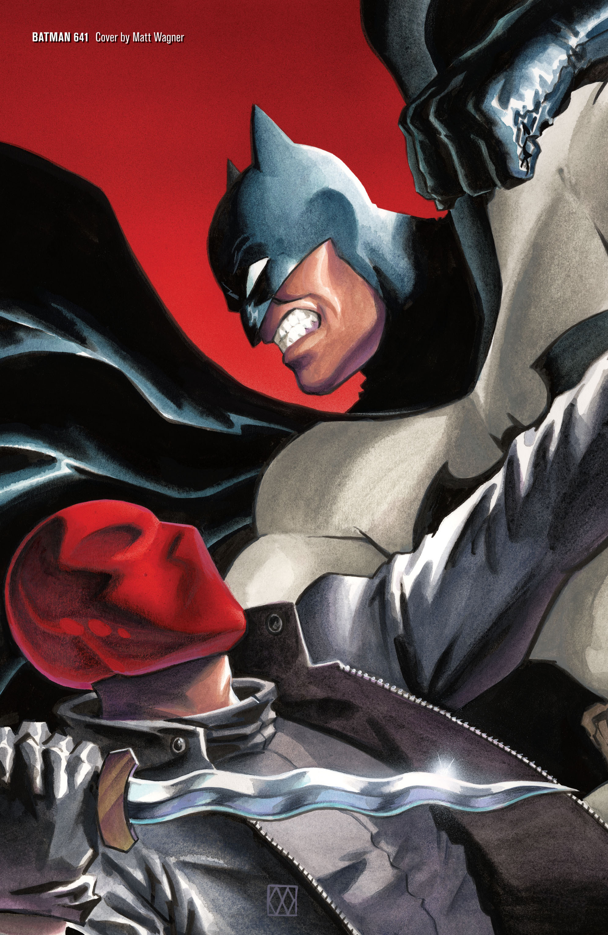 Read online Batman: Under The Red Hood comic -  Issue # Full - 150