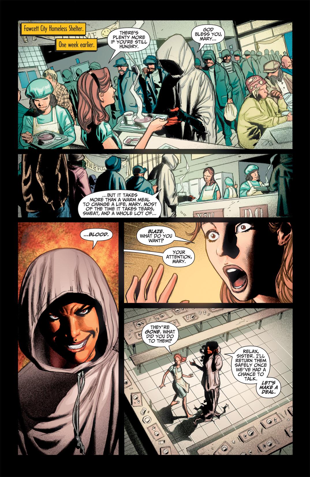 Read online Shazam! (2011) comic -  Issue #1 - 6