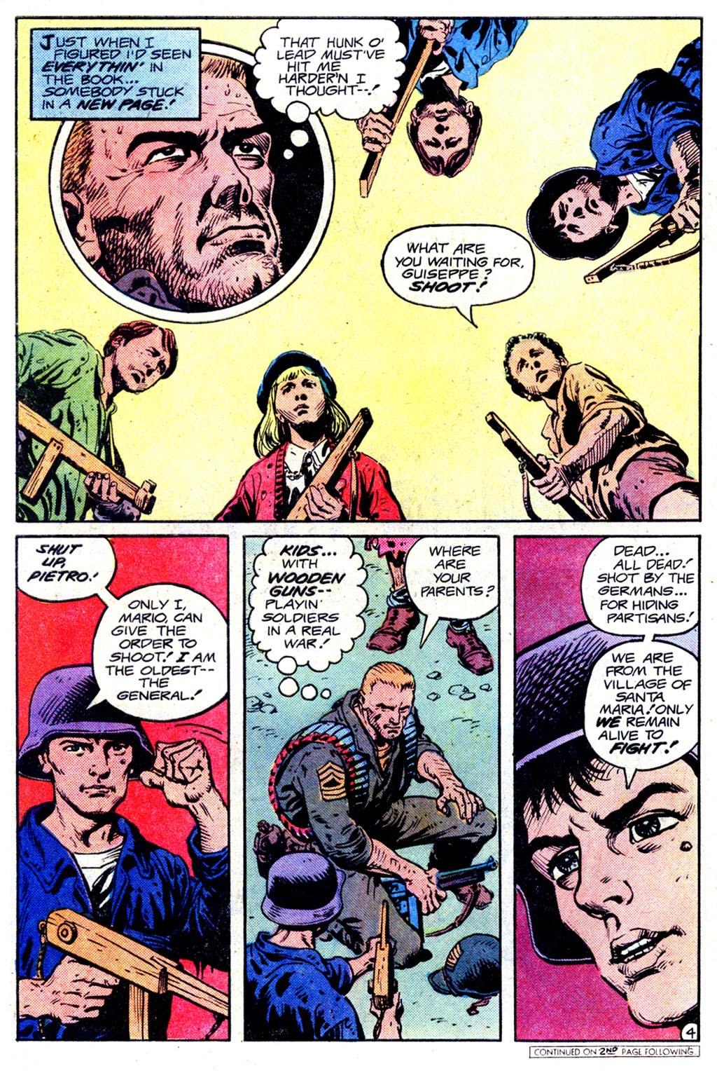 Read online Sgt. Rock comic -  Issue #358 - 4