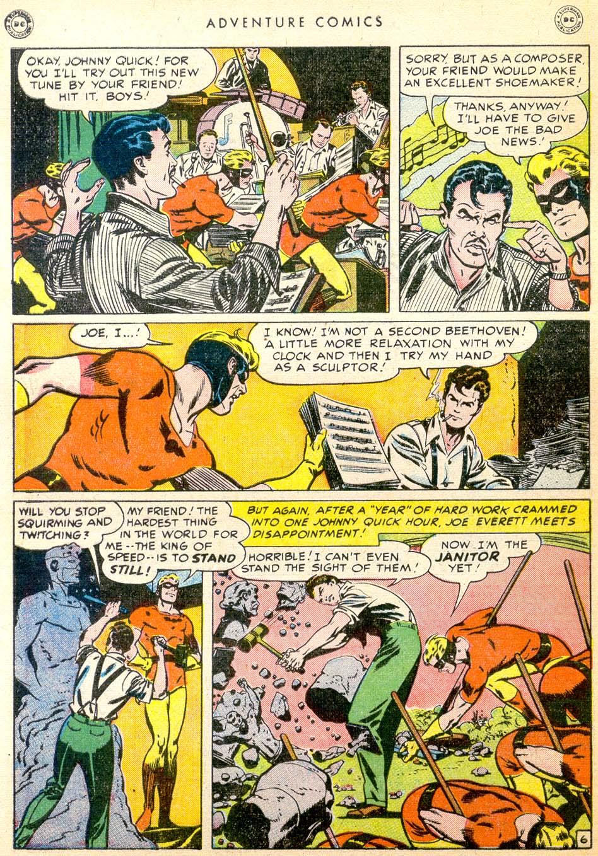 Read online Adventure Comics (1938) comic -  Issue #144 - 39