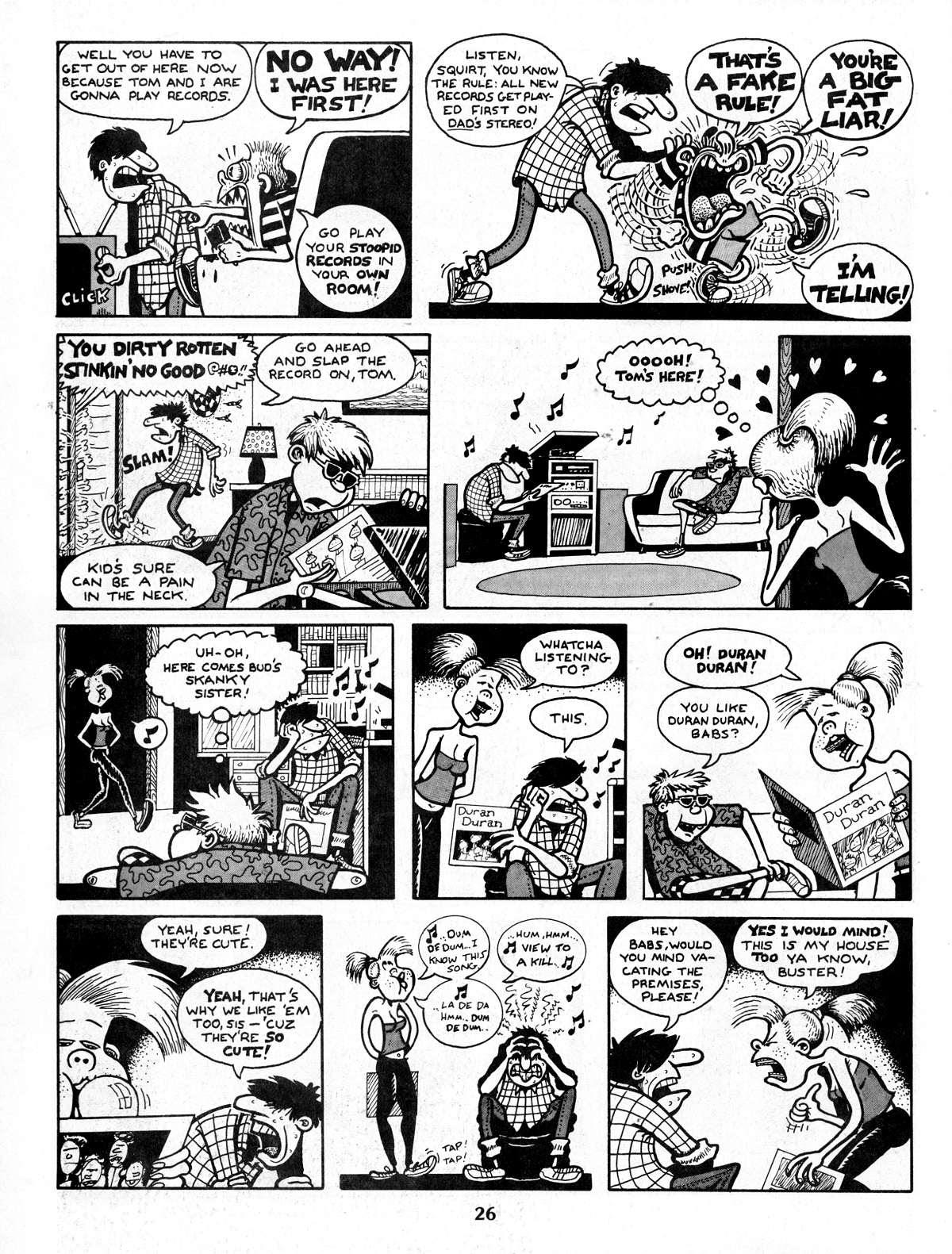 Read online Neat Stuff comic -  Issue #3 - 28