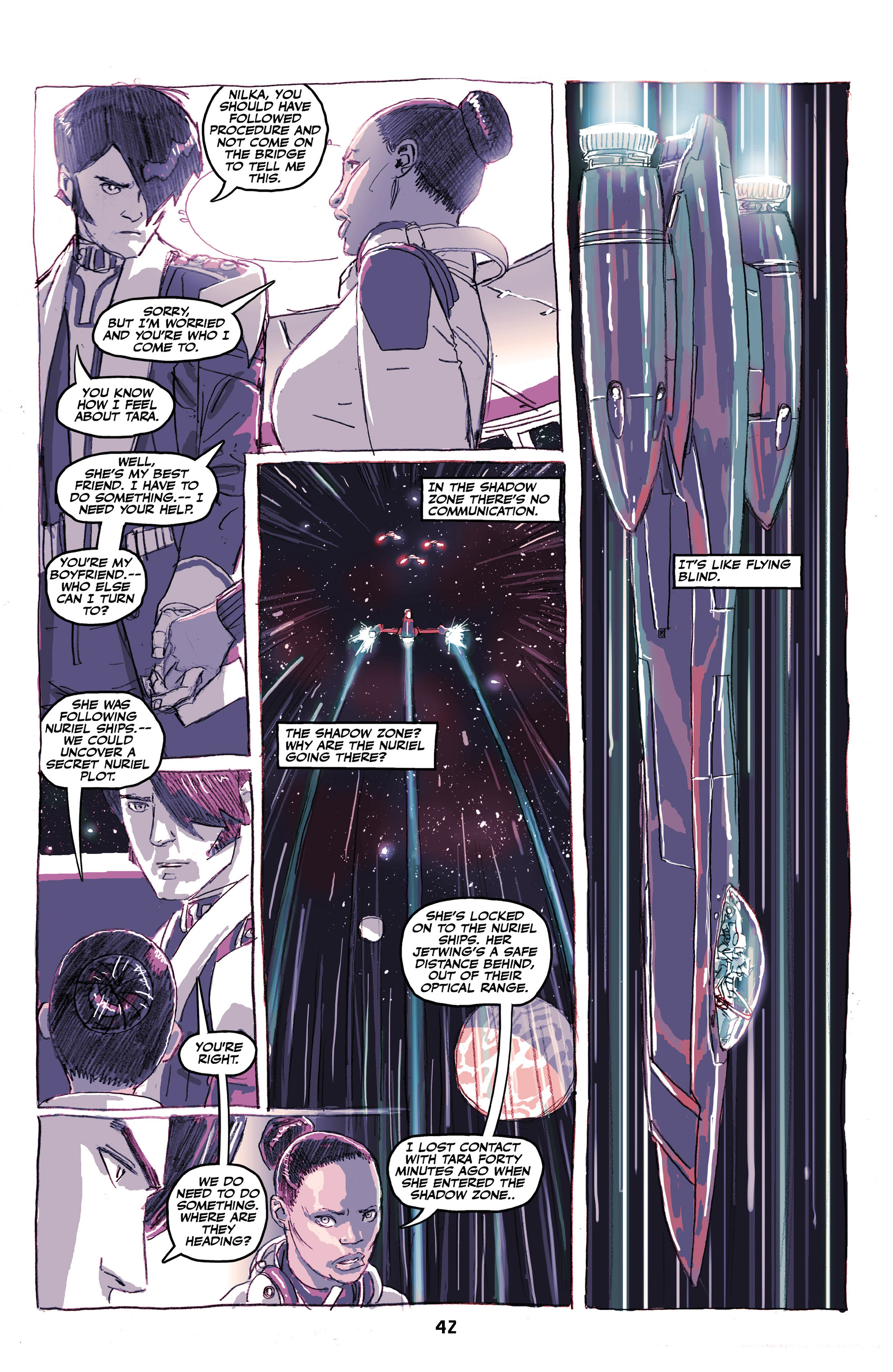 Read online Paklis comic -  Issue #1 - 43