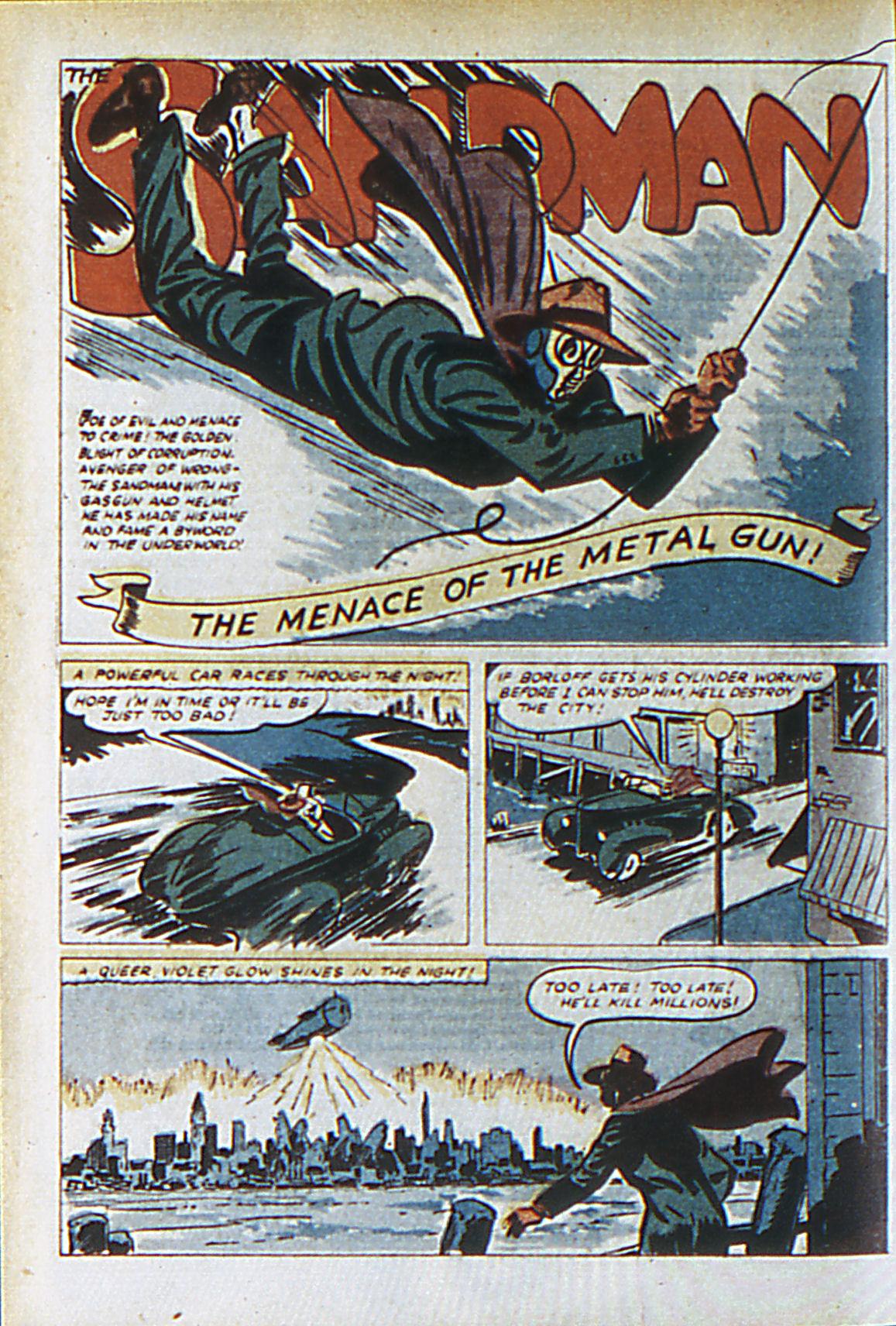 Read online Adventure Comics (1938) comic -  Issue #61 - 57