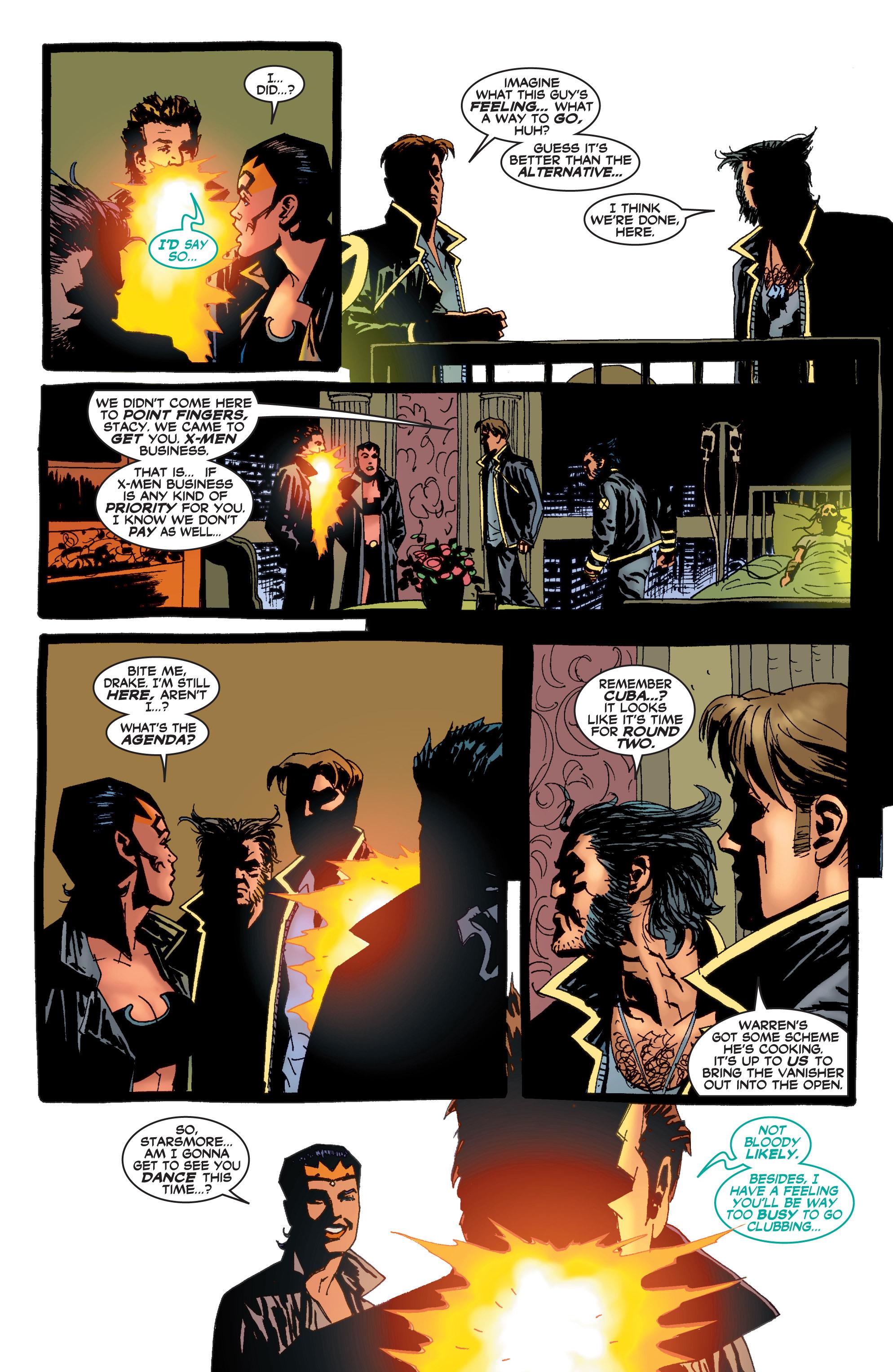 Read online Uncanny X-Men (1963) comic -  Issue #408 - 21