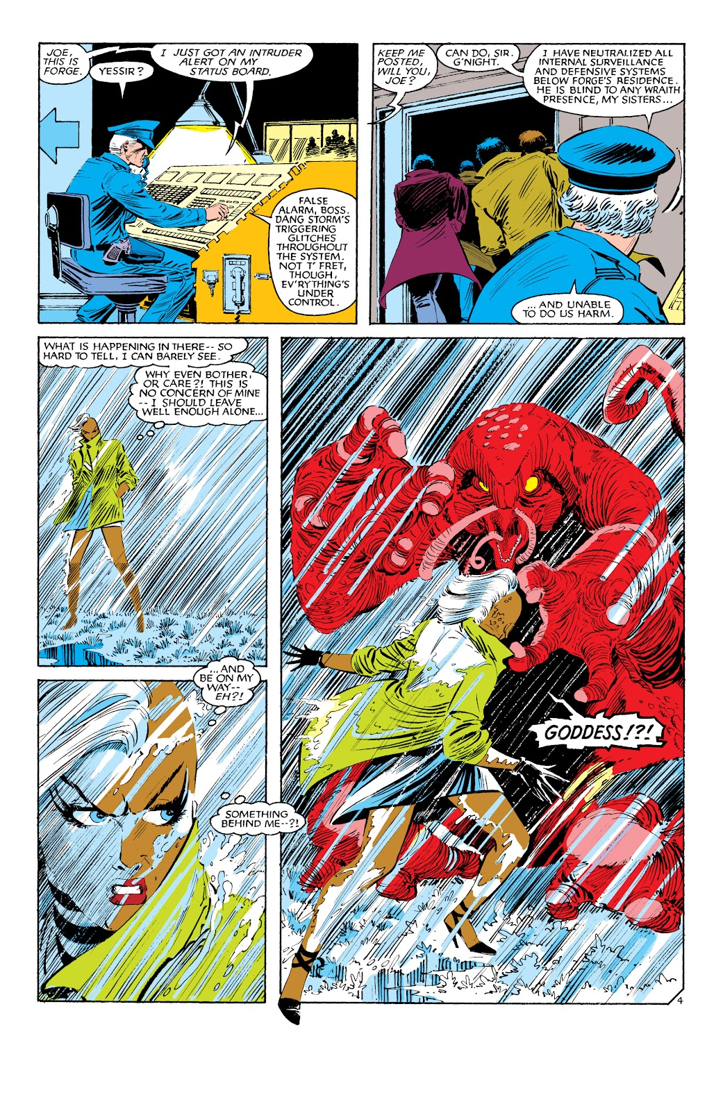 Uncanny X-Men (1963) issue 187 - Page 5