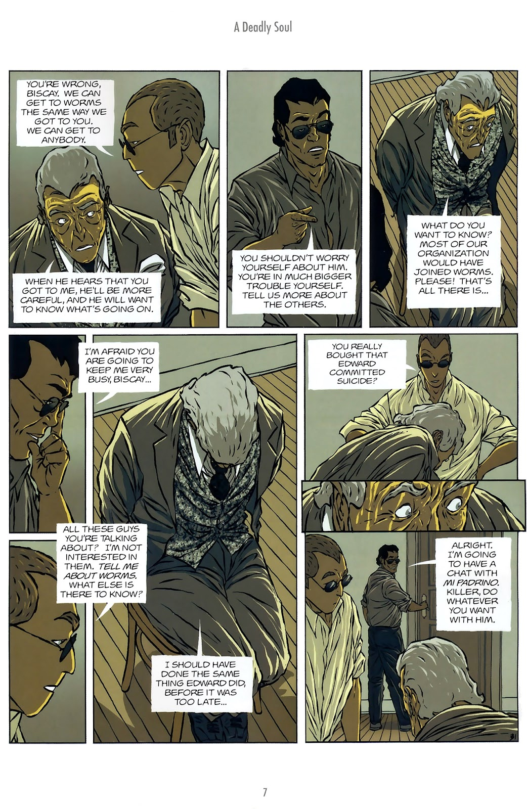 Read online The Killer comic -  Issue #10 - 7