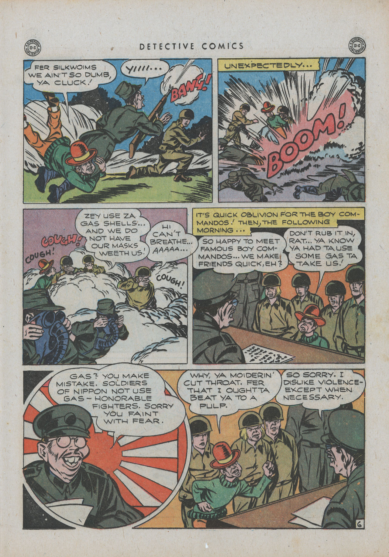Read online Detective Comics (1937) comic -  Issue #99 - 38