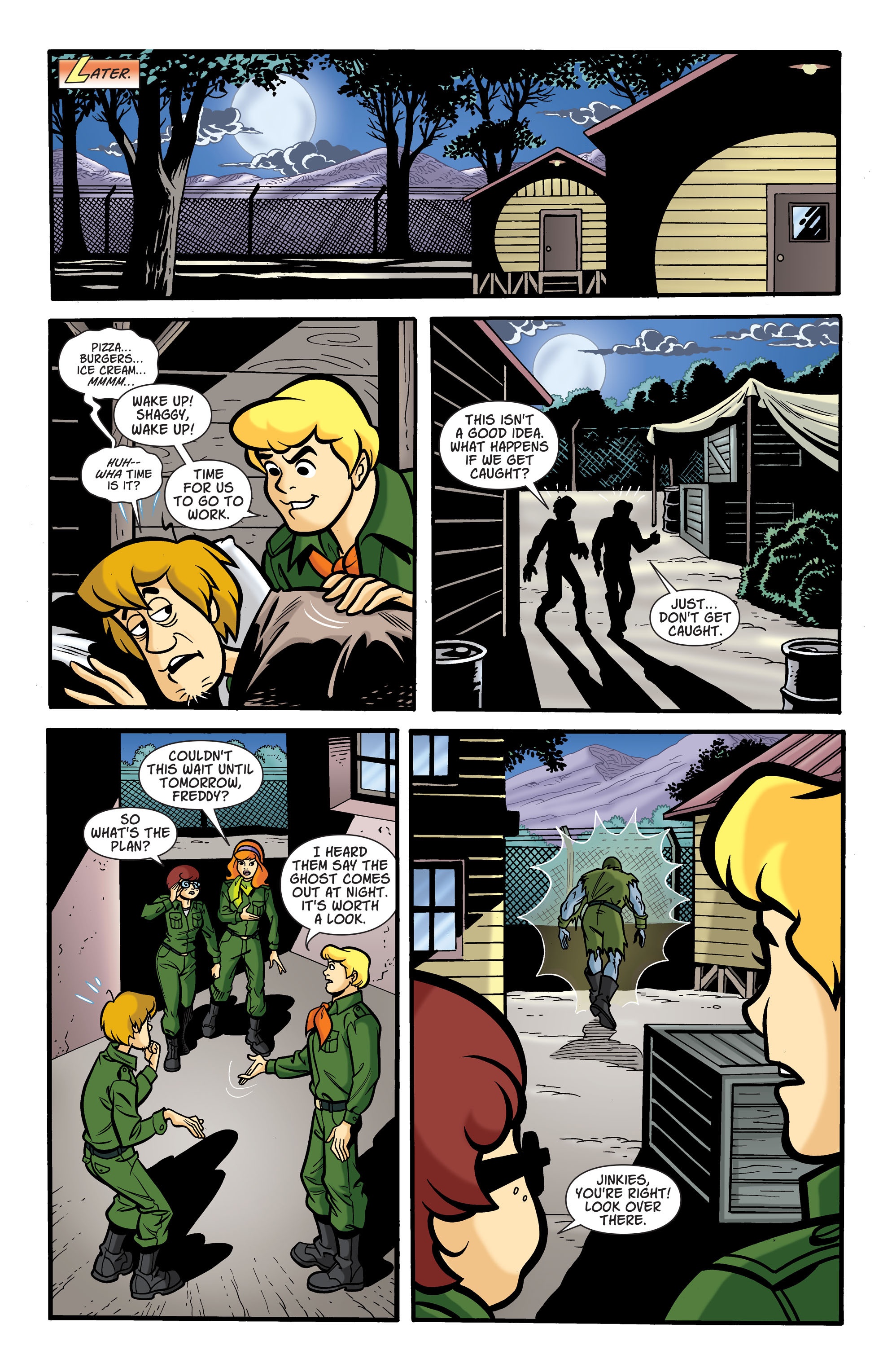 Read online Scooby-Doo: Where Are You? comic -  Issue #71 - 6