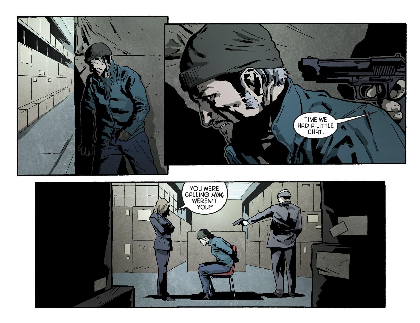 Read online Arrow [II] comic -  Issue #5 - 13