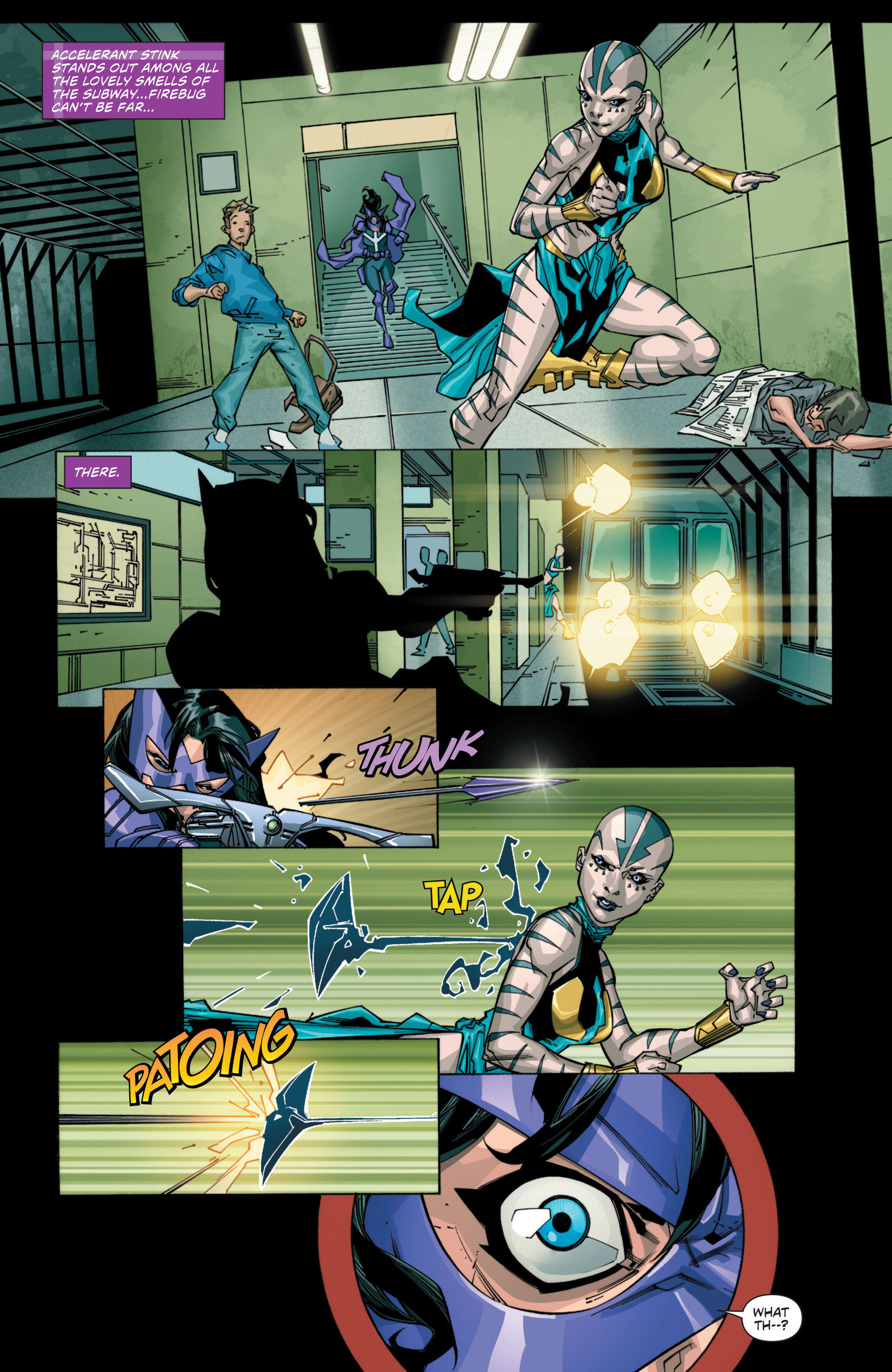 Read online Worlds' Finest comic -  Issue #16 - 8