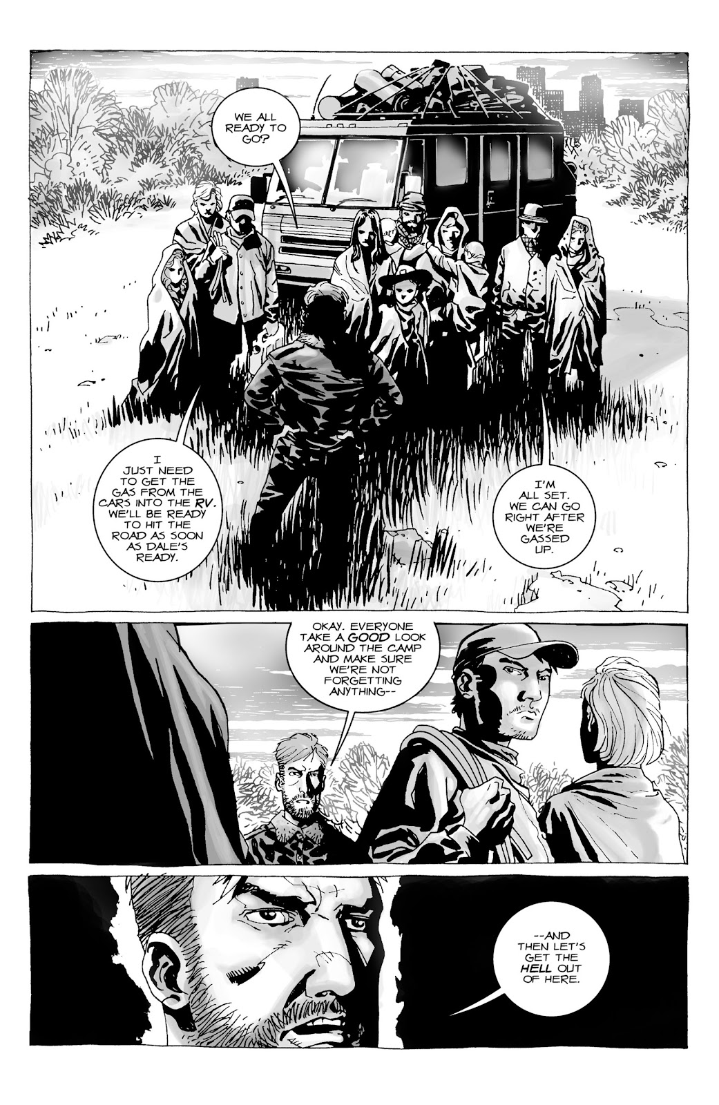 The Walking Dead issue Special - Tyreese Special - Page 17