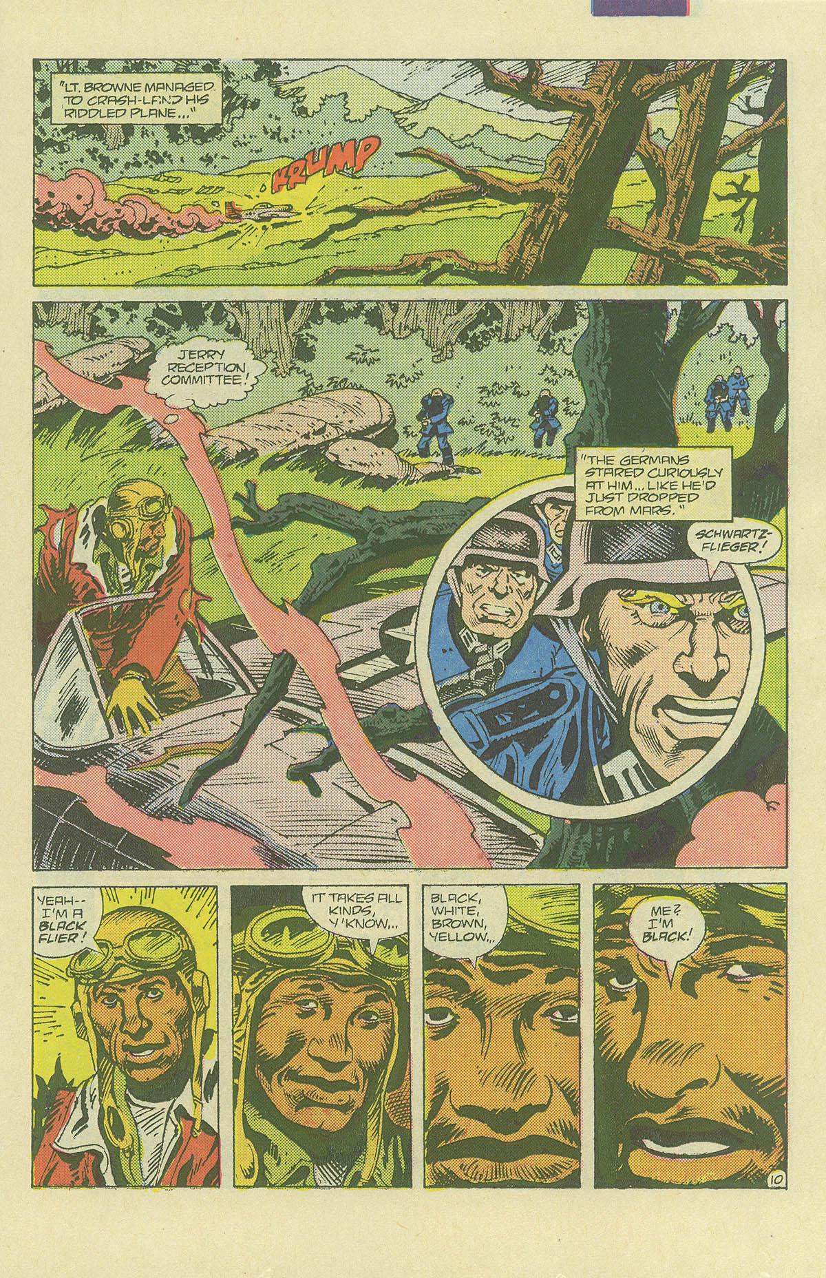 Read online Sgt. Rock comic -  Issue #406 - 14