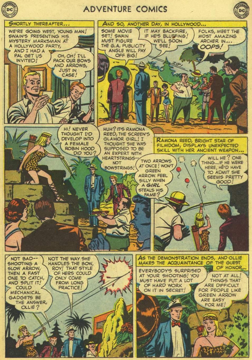 Read online Adventure Comics (1938) comic -  Issue #167 - 41