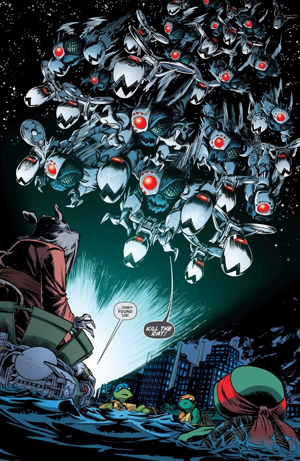 Read online Teenage Mutant Ninja Turtles: The IDW Collection comic -  Issue # TPB 6 (Part 3) - 8
