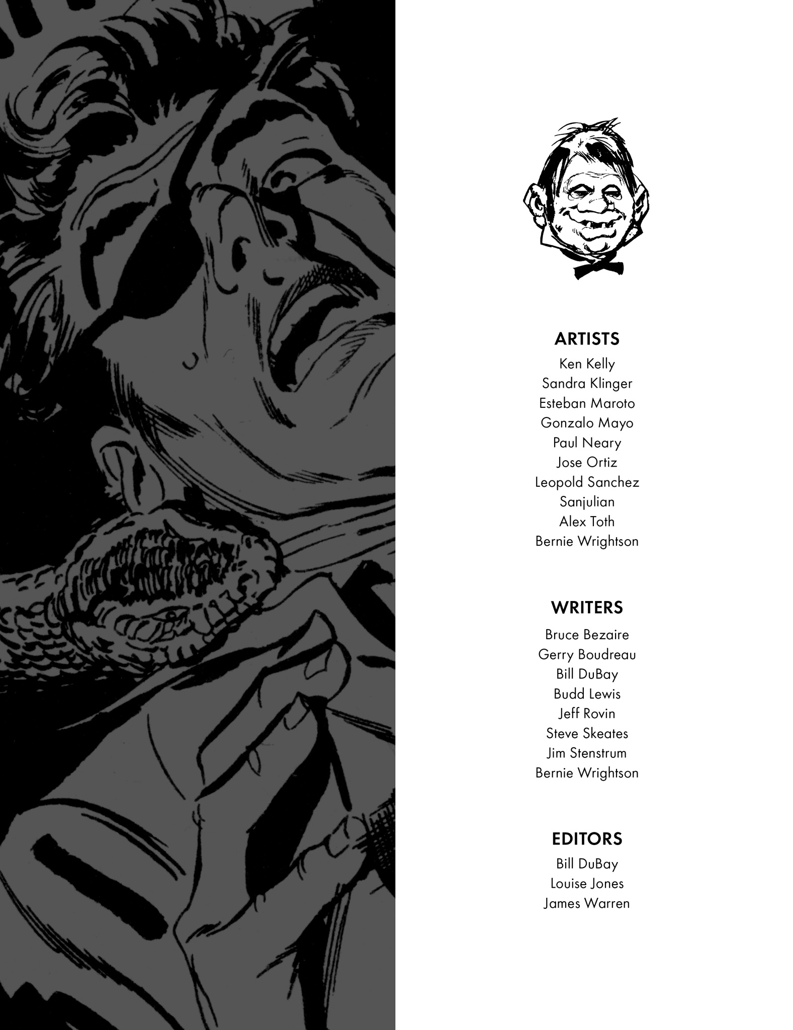 Read online Eerie Archives comic -  Issue # TPB 14 - 3