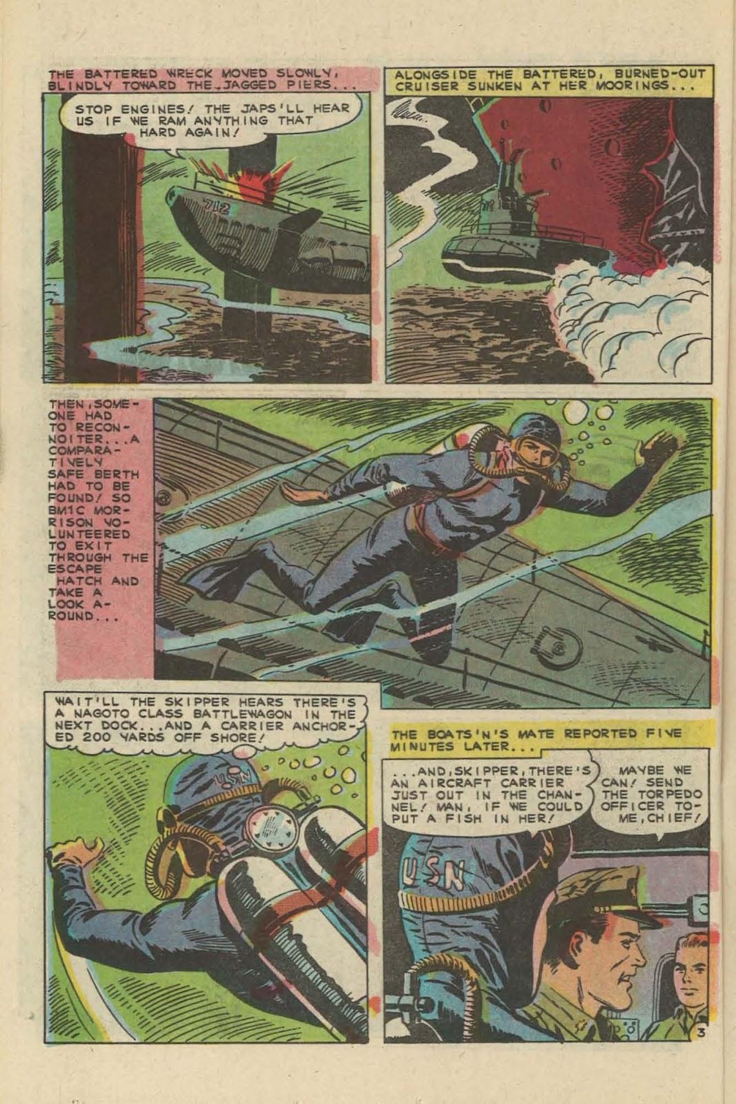 Read online Fightin' Navy comic -  Issue #131 - 26
