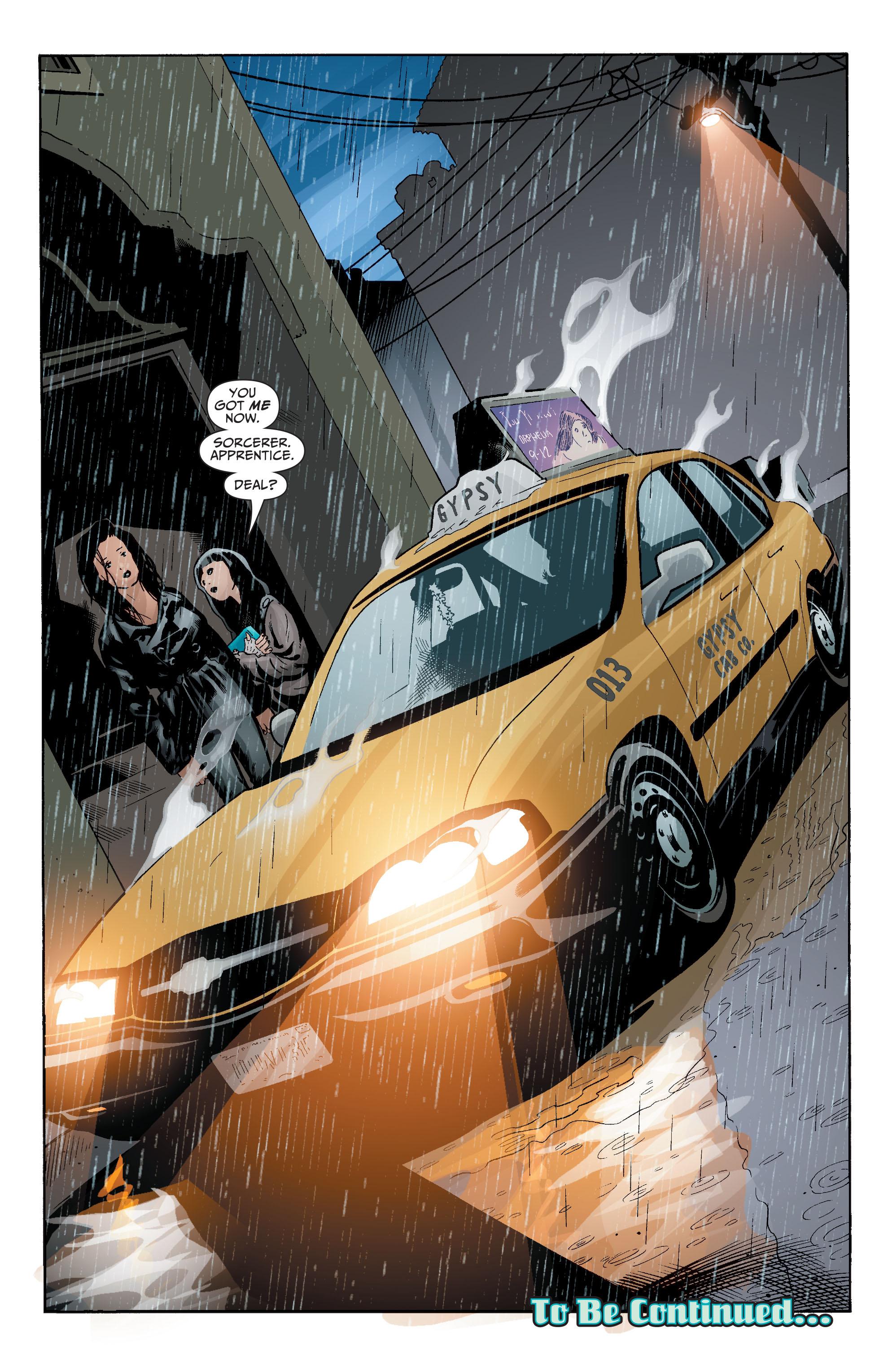 Read online Seven Soldiers: Zatanna comic -  Issue #1 - 21