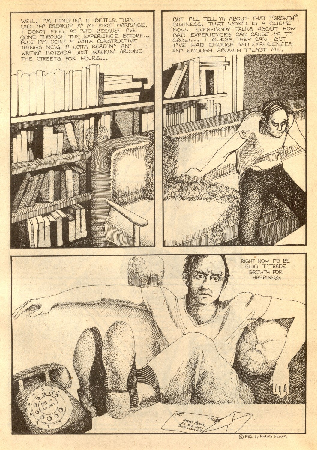 American Splendor (1976) issue 7 - Page 25