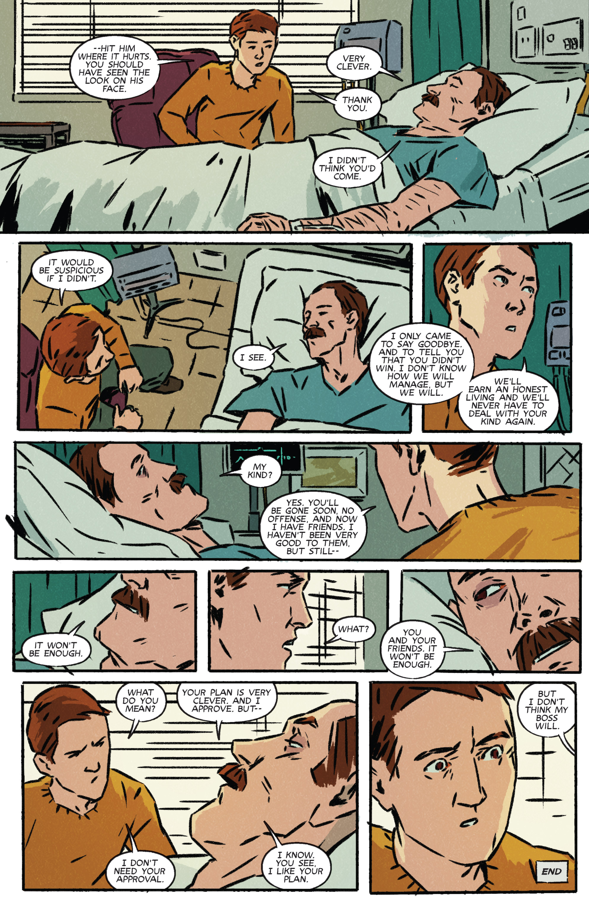 Read online Night Owl Society comic -  Issue #3 - 28