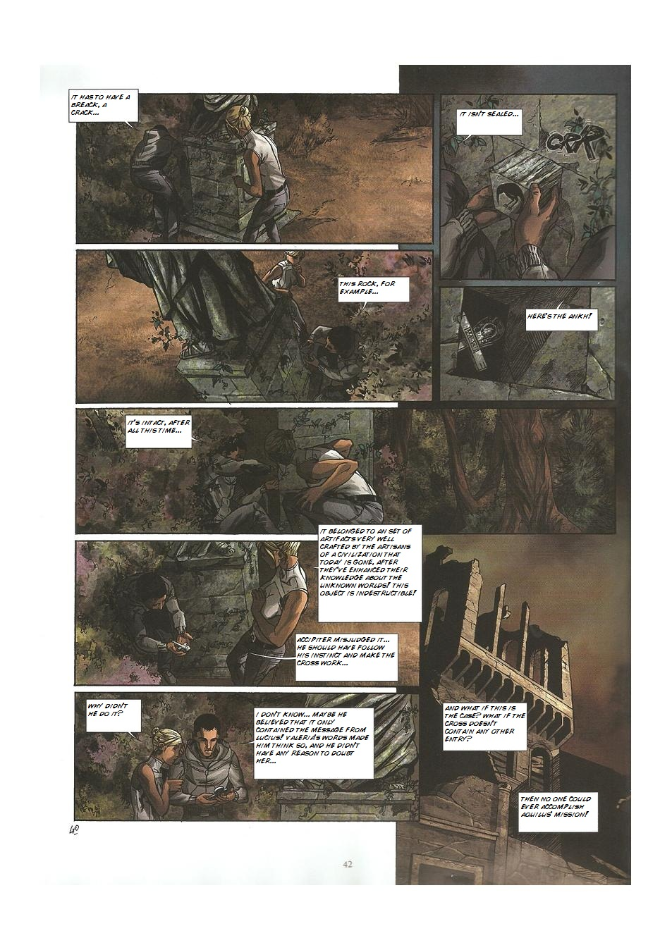Read online Assassin's Creed (2009) comic -  Issue #3 - 42