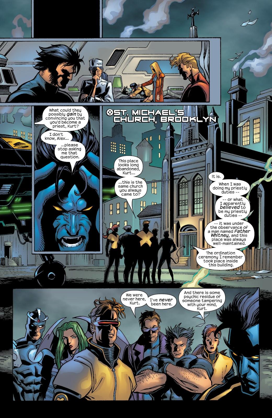 Uncanny X-Men (1963) issue 423 - Page 20