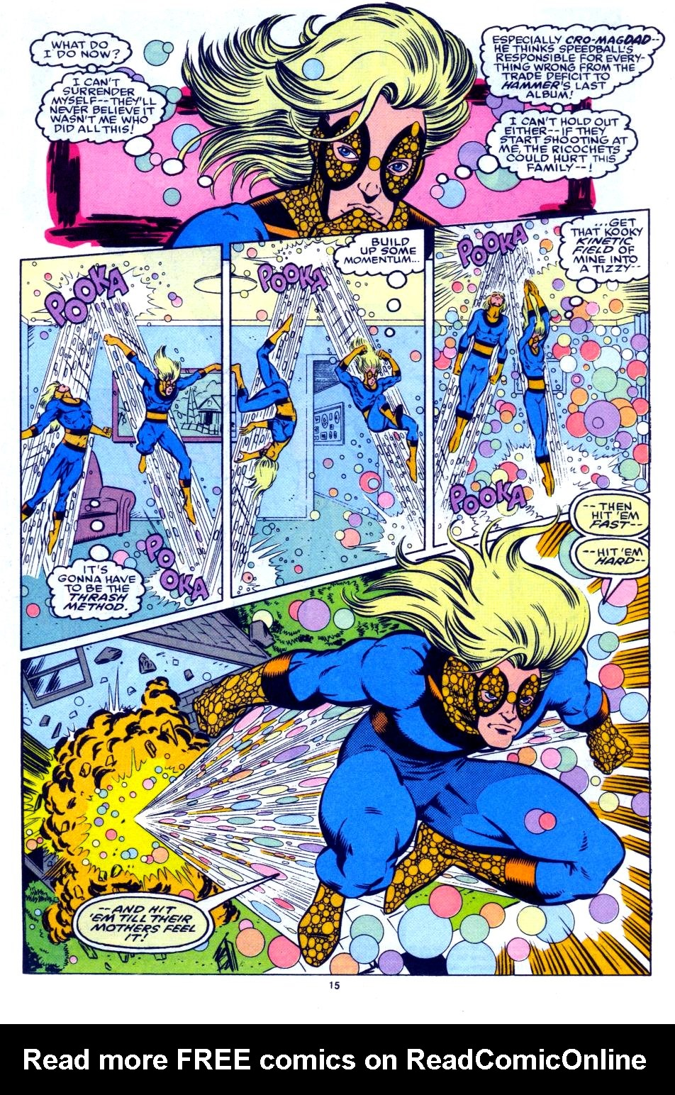 The New Warriors Issue #27 #31 - English 13