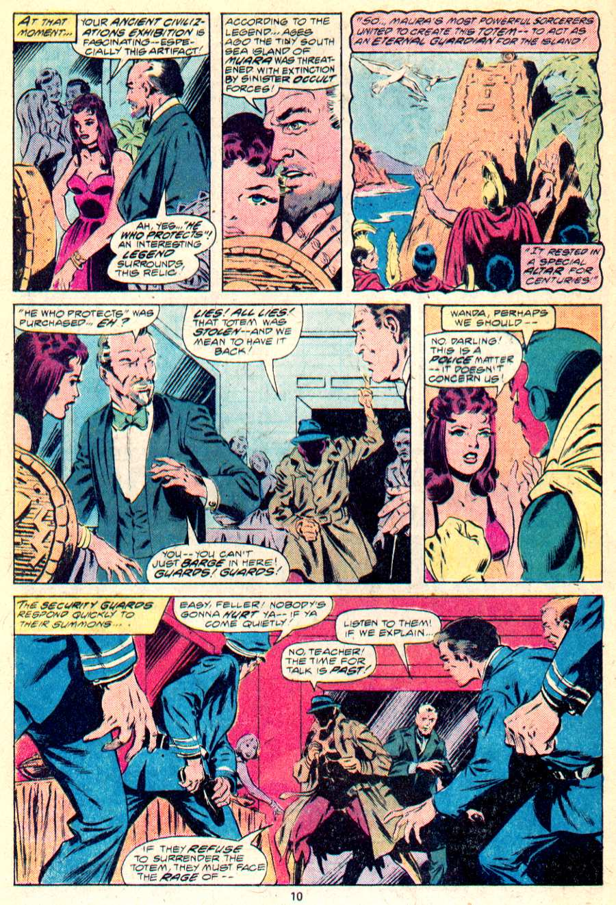 The Avengers (1963) 179 Page 6