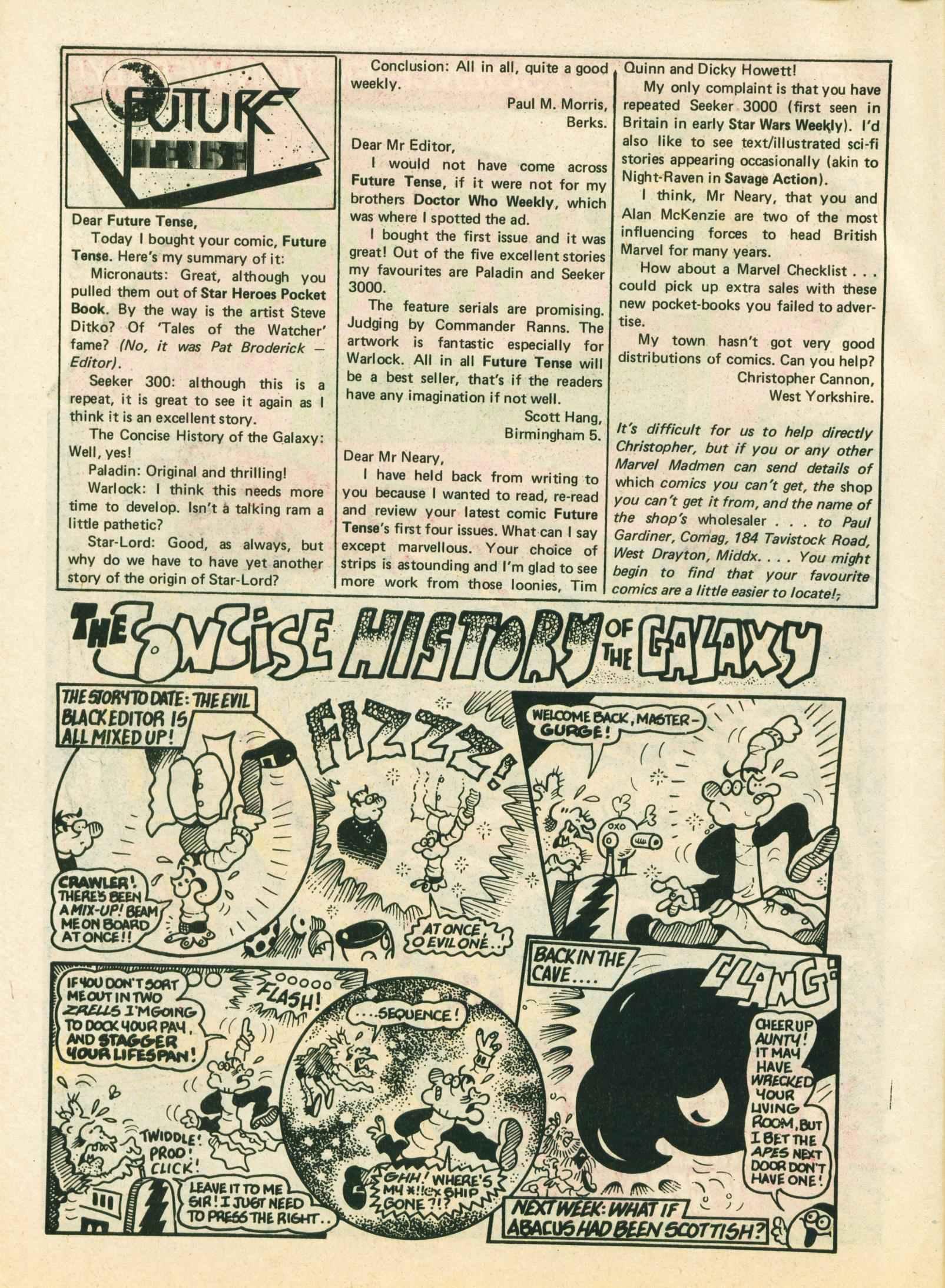 Read online Future Tense comic -  Issue #8 - 2