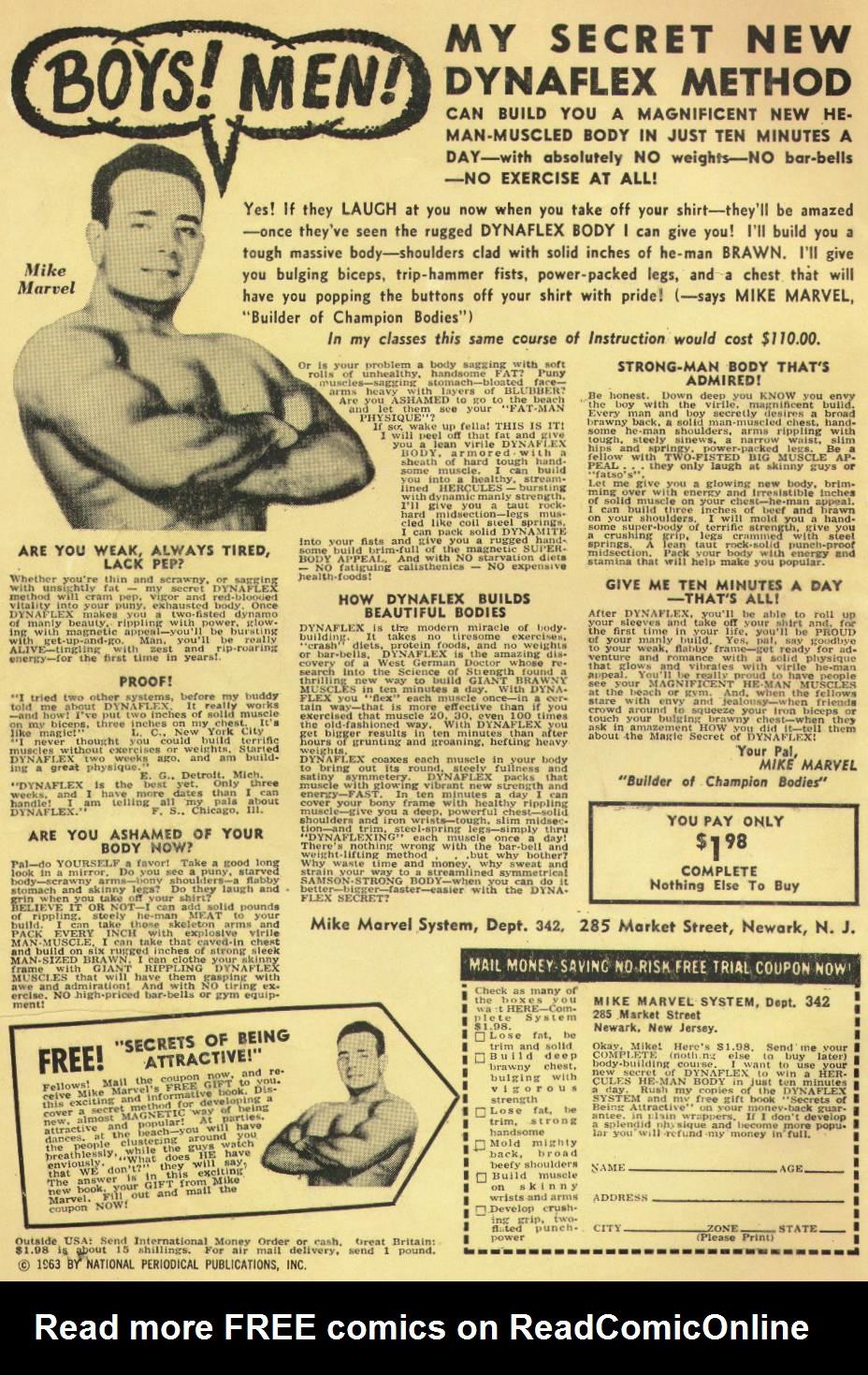 Read online Aquaman (1962) comic -  Issue #13 - 2