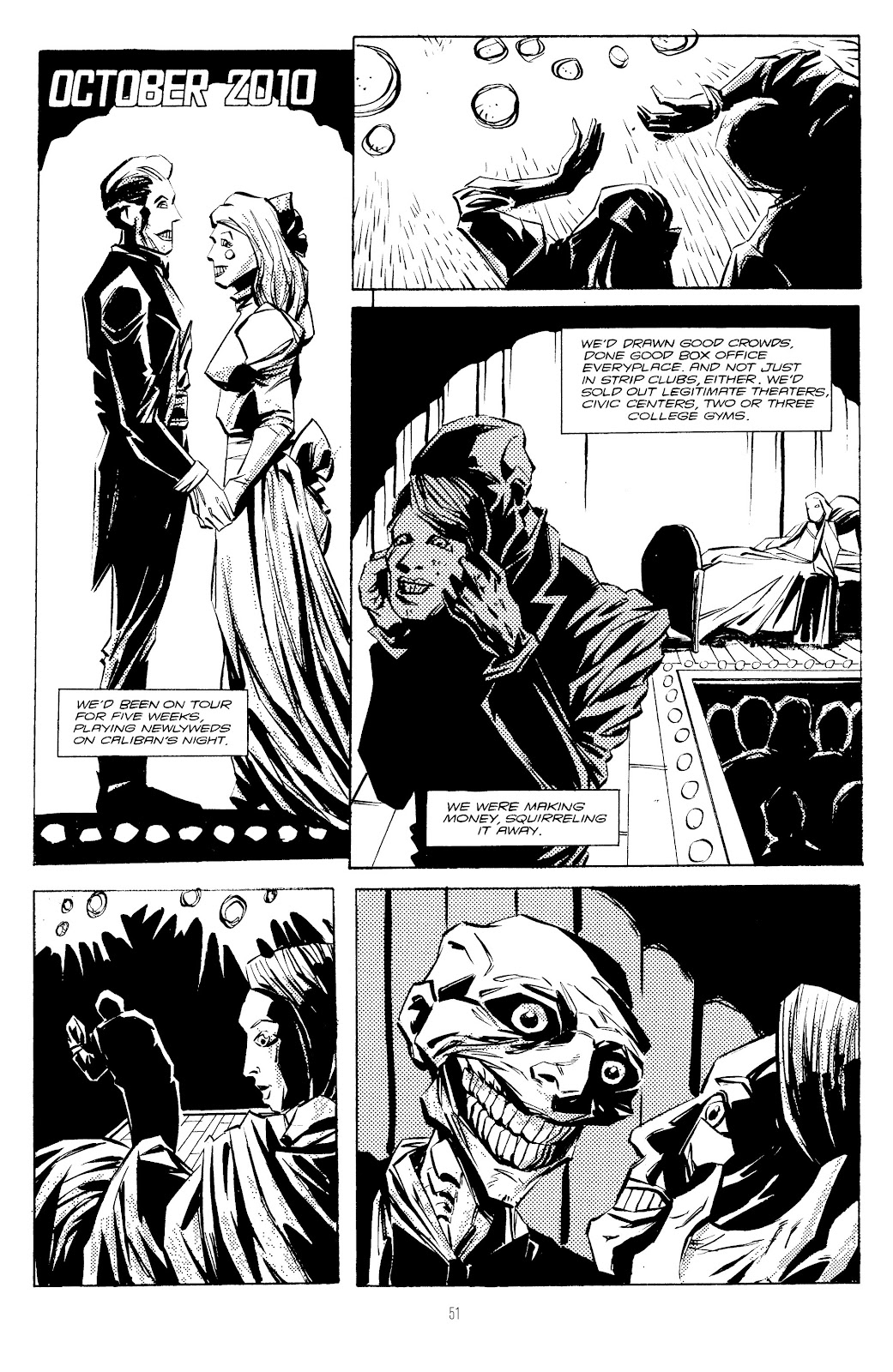 Read online Freaks' Amour comic -  Issue # TPB (Part 1) - 52
