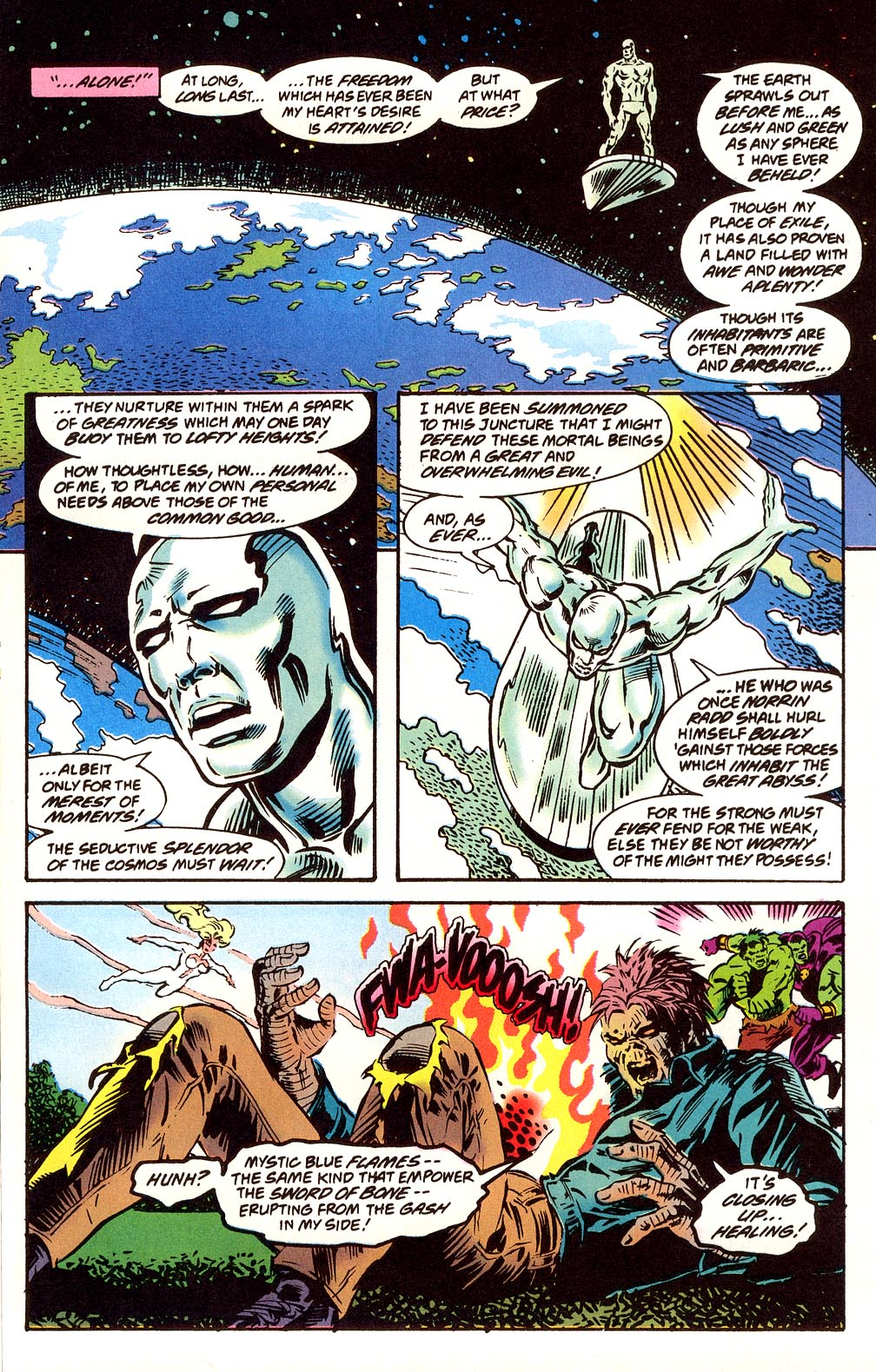 Read online Secret Defenders comic -  Issue #24 - 14