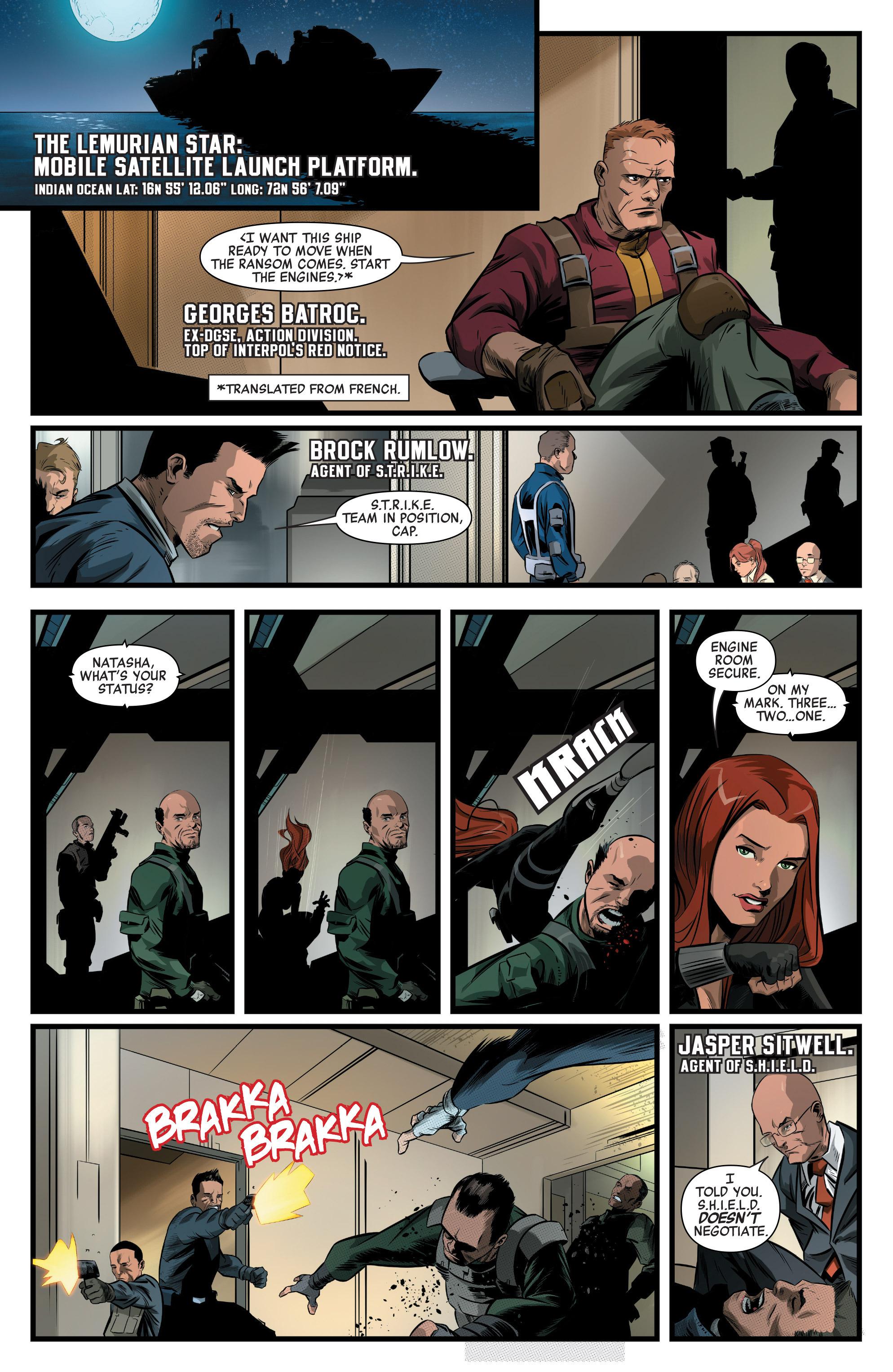 Read online Captain America: Civil War Prelude comic -  Issue #3 - 4
