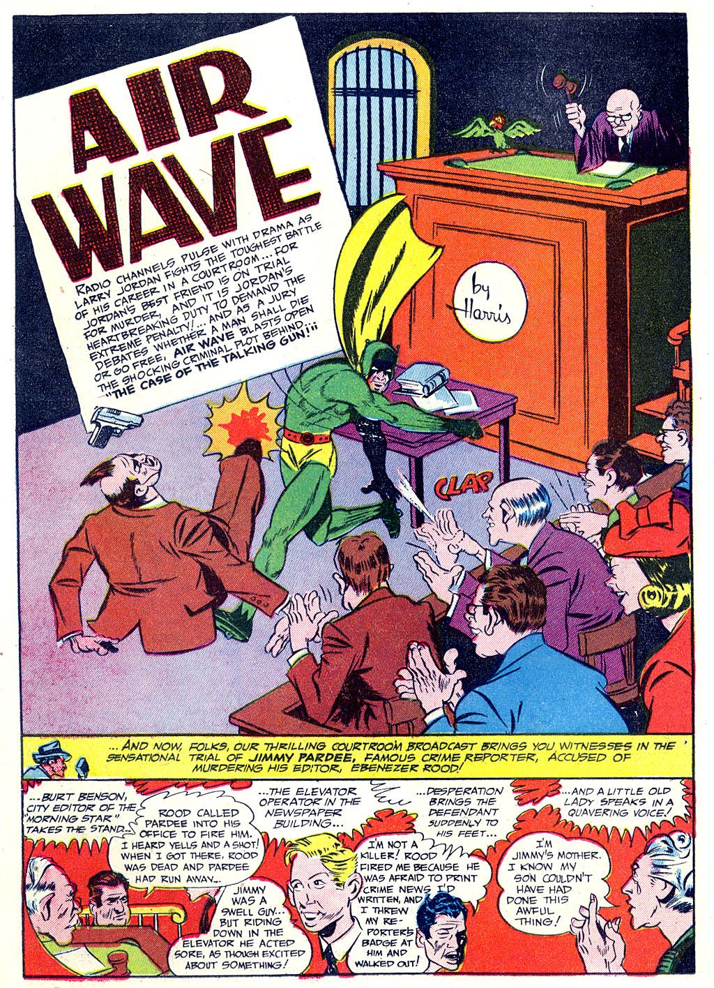 Read online Detective Comics (1937) comic -  Issue #68 - 50