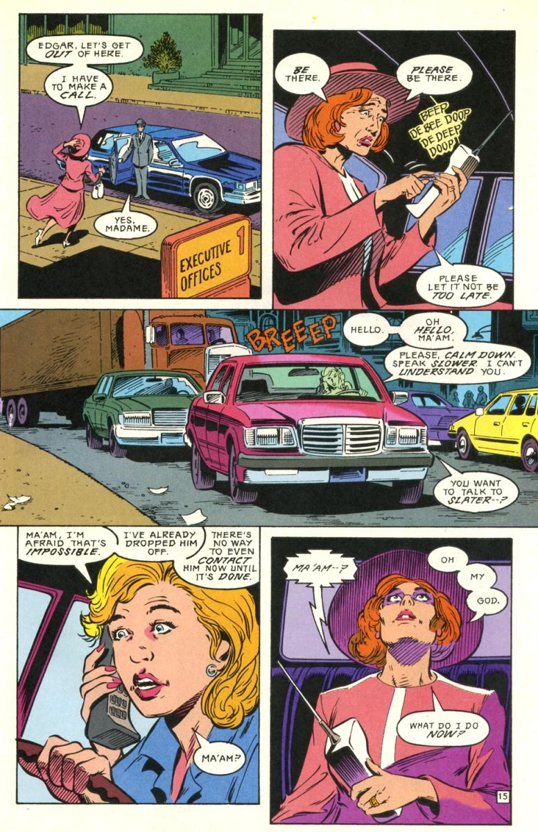 Read online Gunfire comic -  Issue #5 - 19