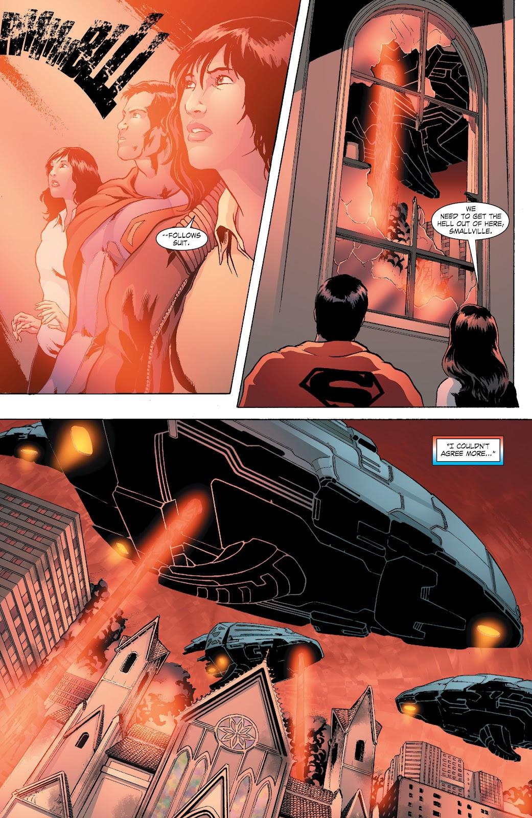 Read online Smallville Season 11 [II] comic -  Issue # TPB 8 - 78