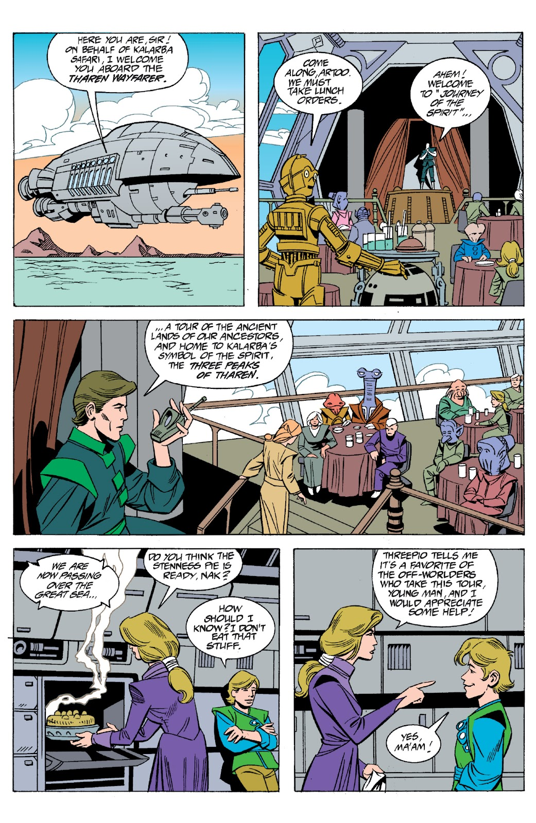 Read online Star Wars Legends Epic Collection: The Empire comic -  Issue # TPB 5 (Part 1) - 58