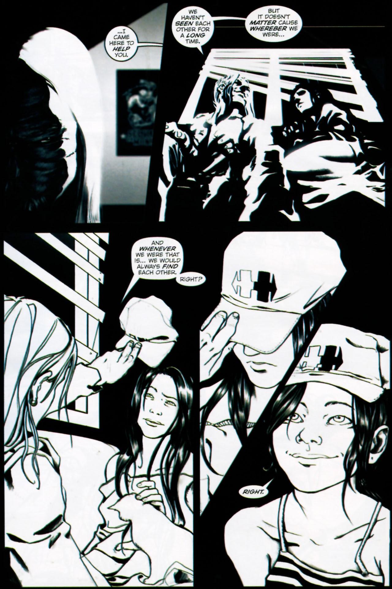 In Her Darkest Hour Full Page 9