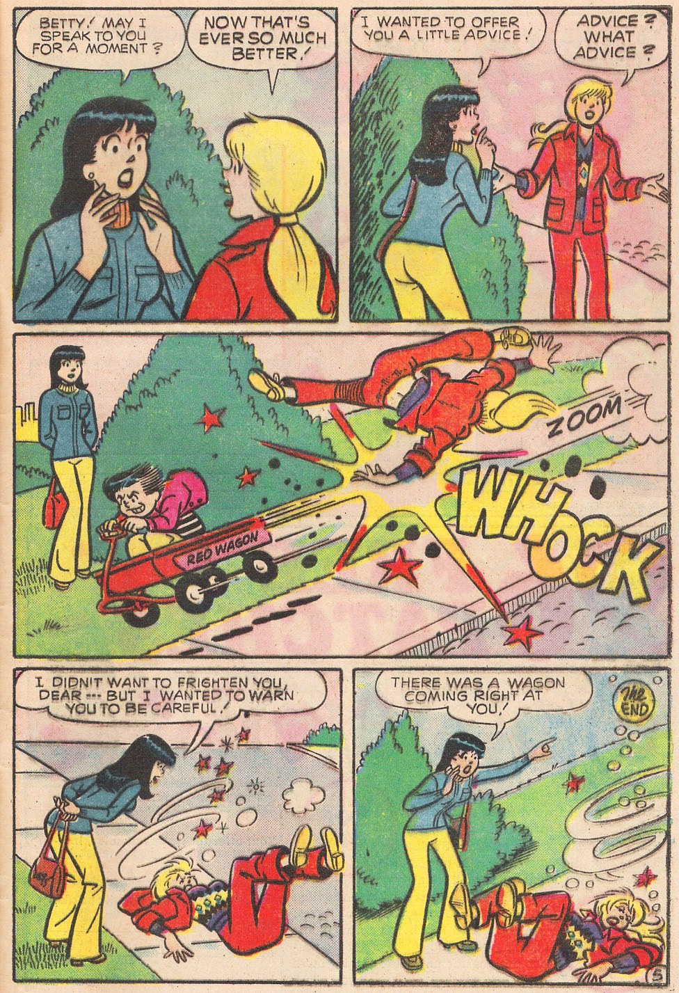 Read online Archie's Girls Betty and Veronica comic -  Issue #246 - 33