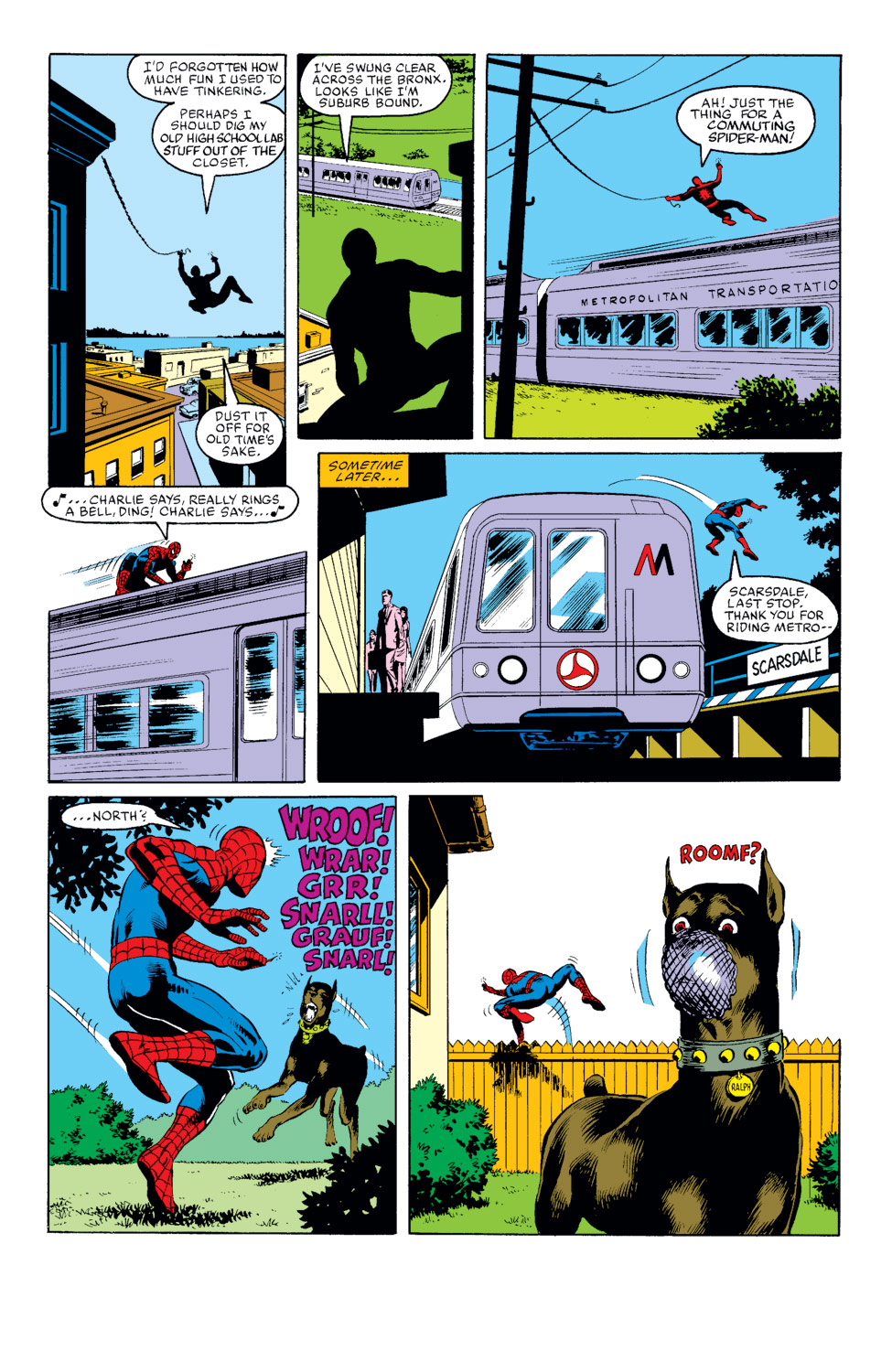 The Amazing Spider-Man (1963) 267 Page 9