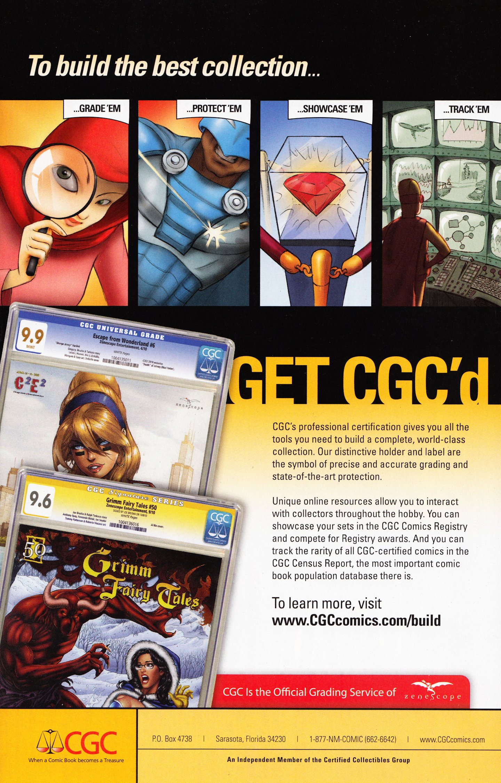 Read online Grimm Fairy Tales vs. Wonderland comic -  Issue #3 - 31