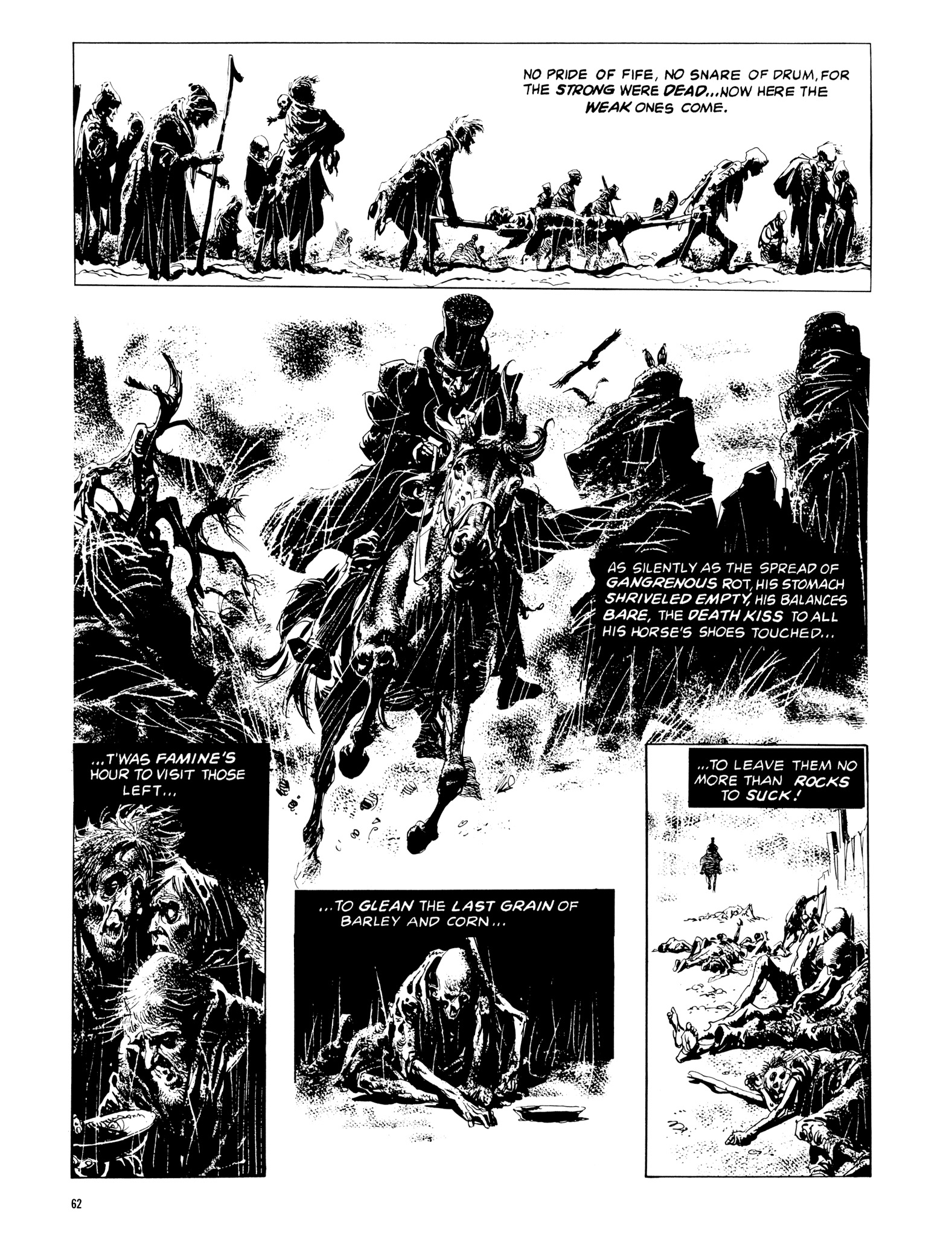 Read online Eerie Archives comic -  Issue # TPB 14 - 63