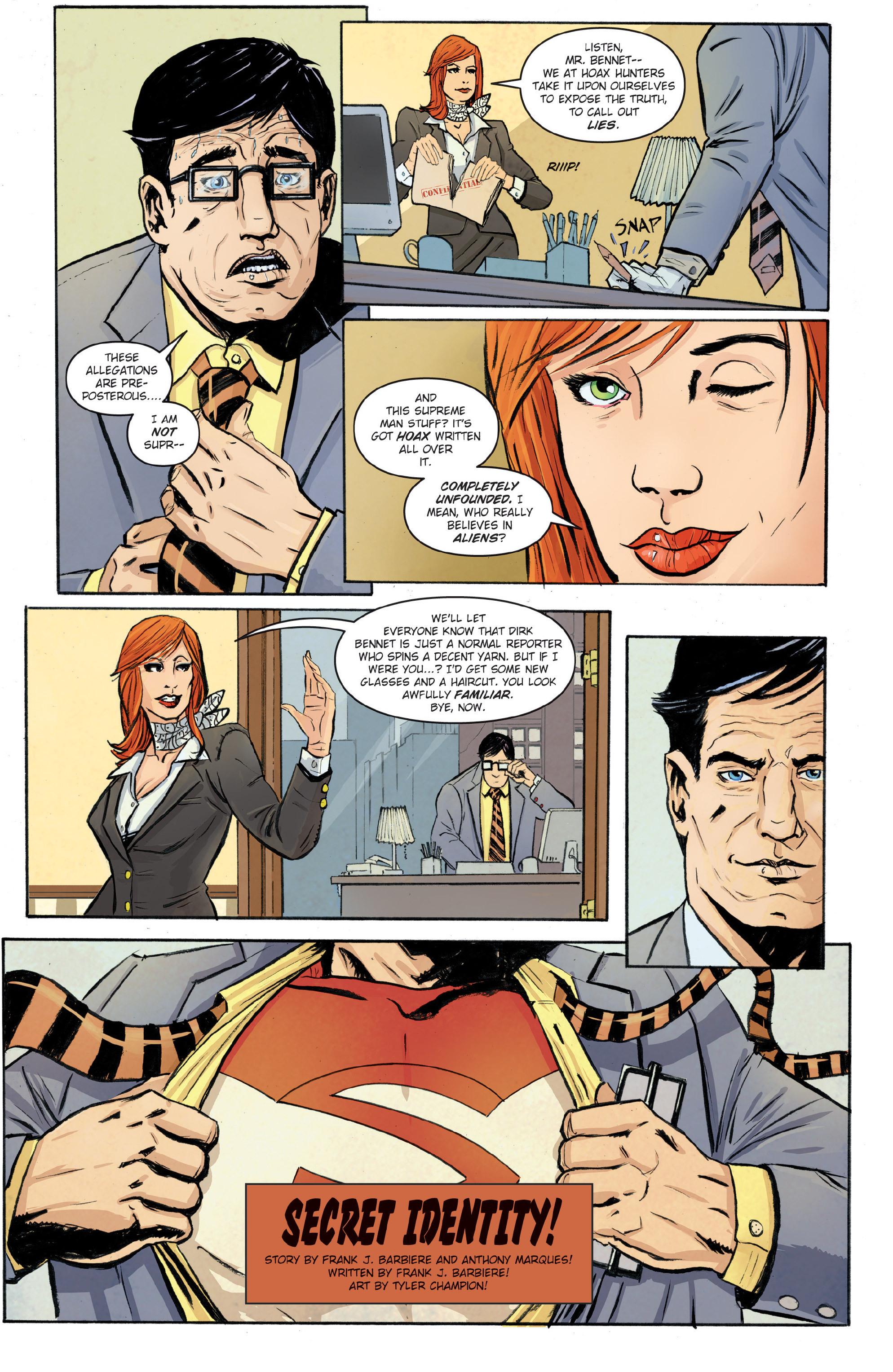 Read online Hoax Hunters (2012) comic -  Issue # TPB 3 - 118