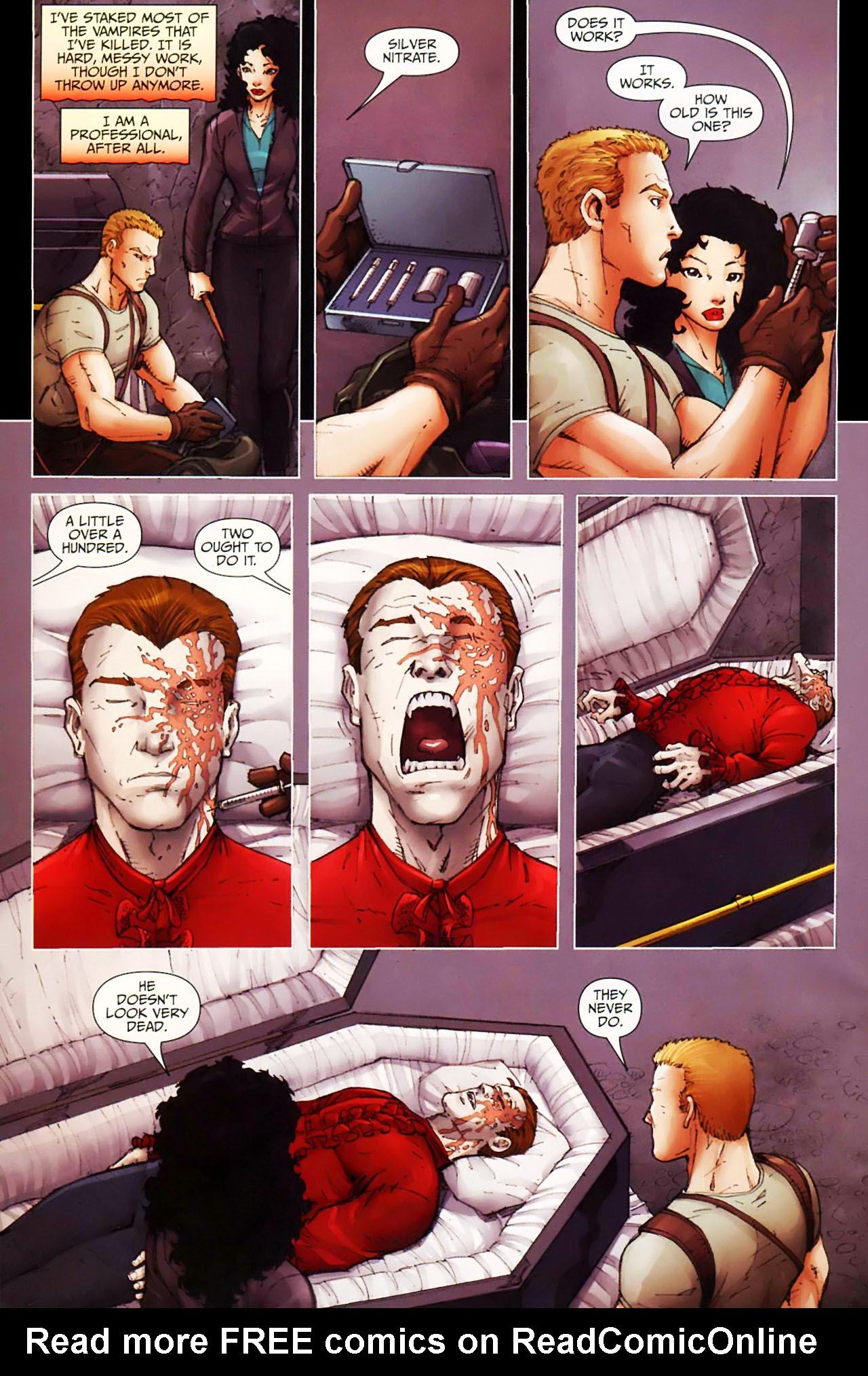 Read online Anita Blake, Vampire Hunter: Guilty Pleasures comic -  Issue #11 - 17