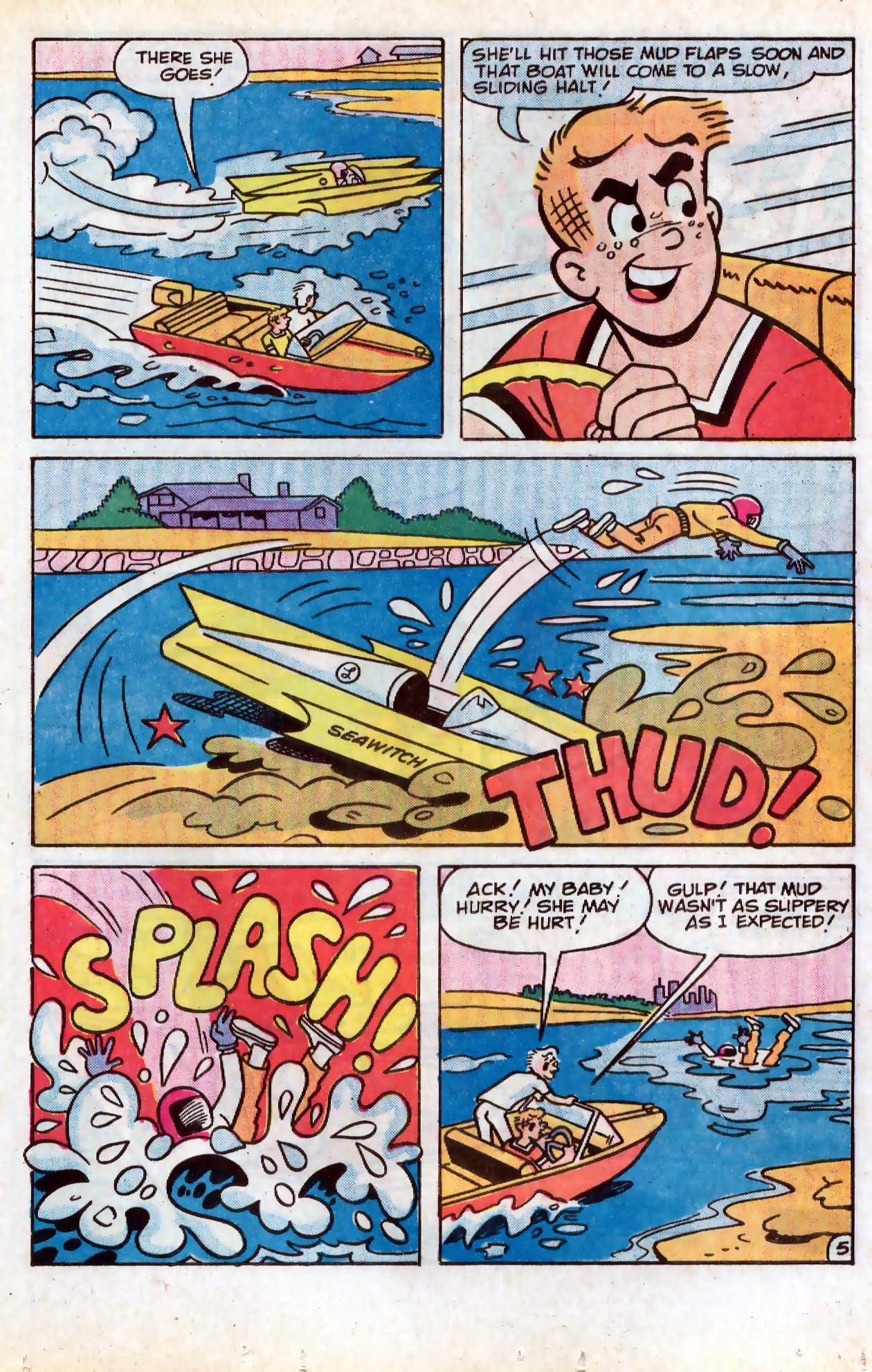 Read online Archie (1960) comic -  Issue #331 - 13