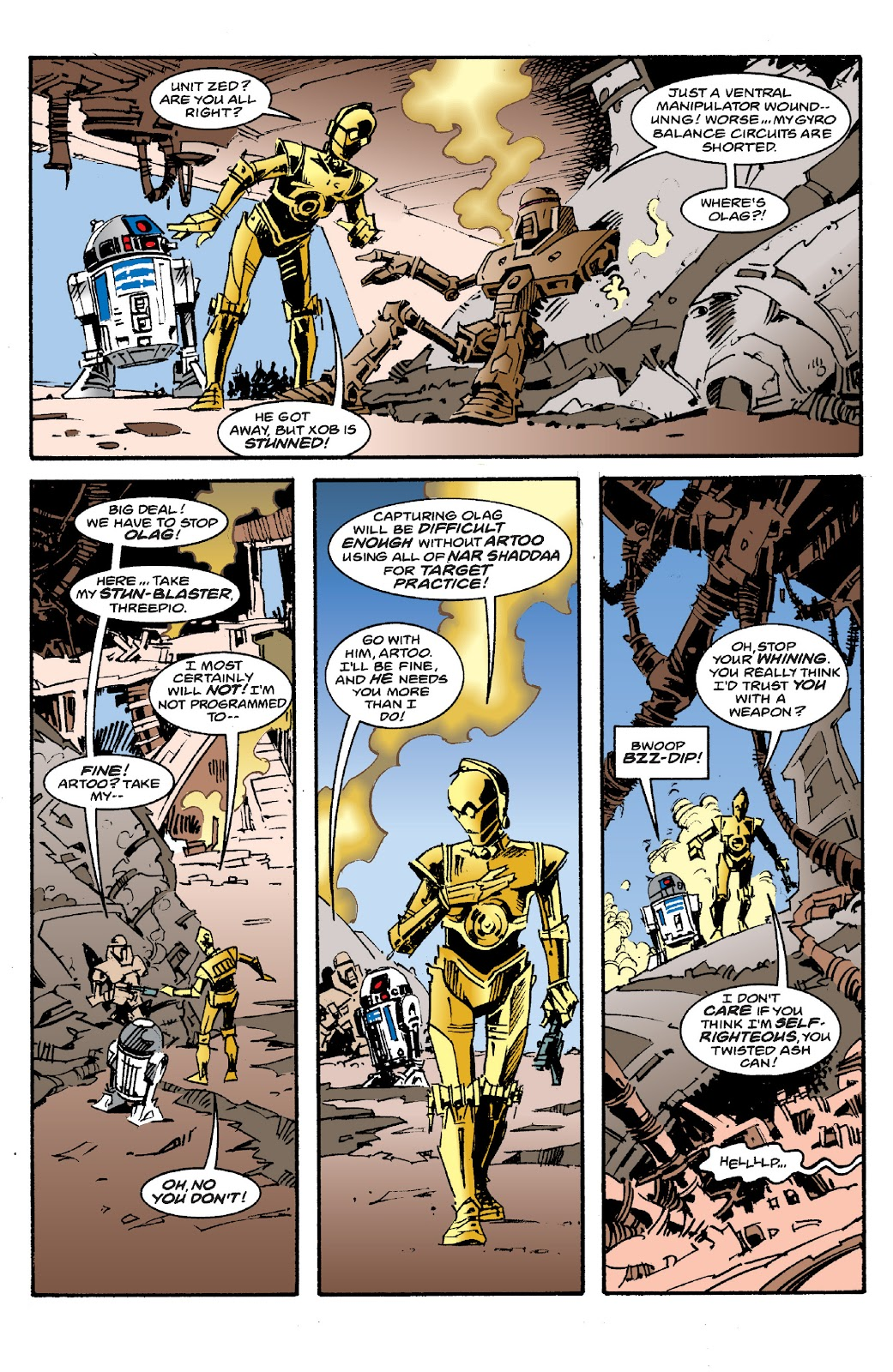 Read online Star Wars Legends Epic Collection: The Empire comic -  Issue # TPB 5 (Part 3) - 3