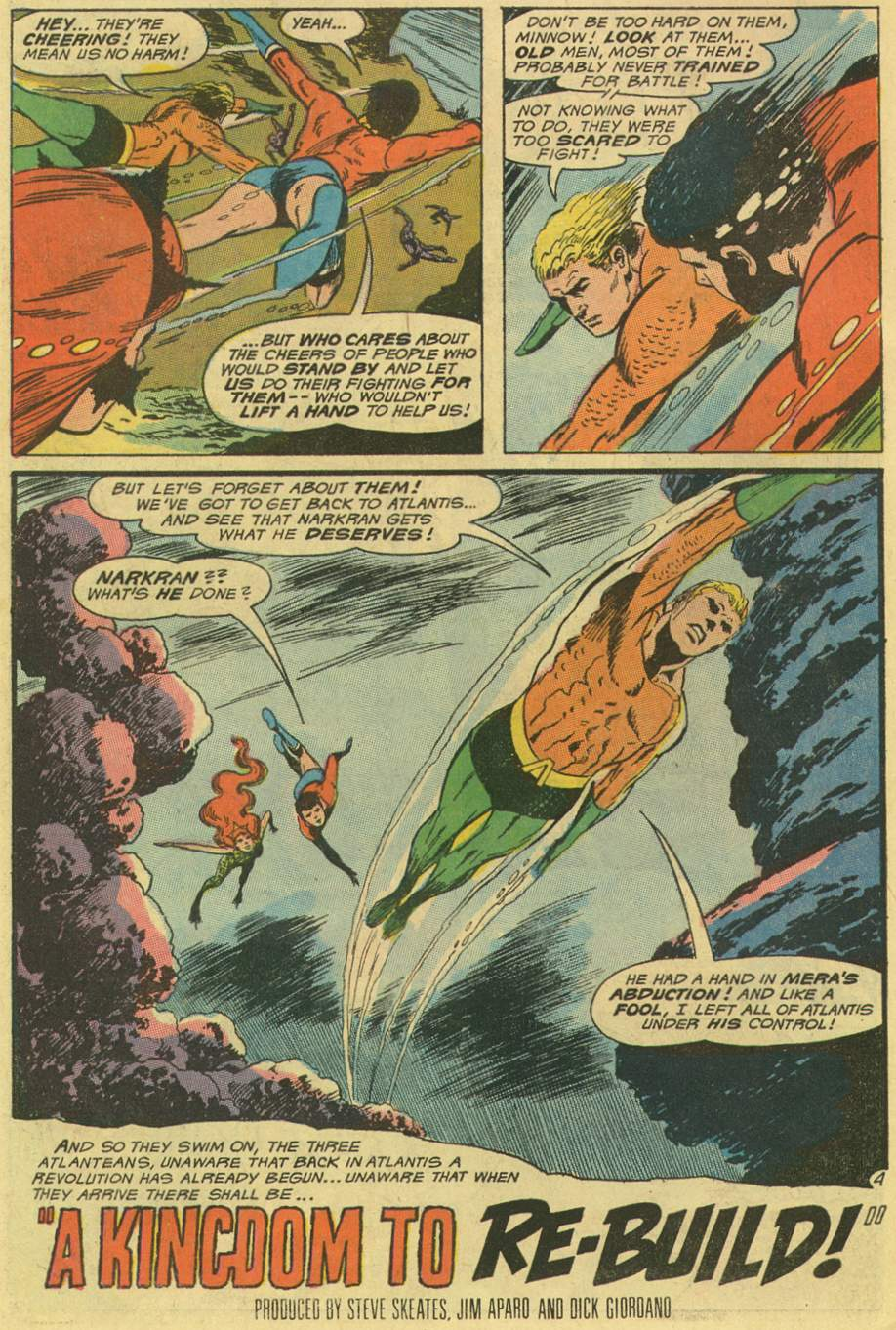 Read online Aquaman (1962) comic -  Issue #48 - 6